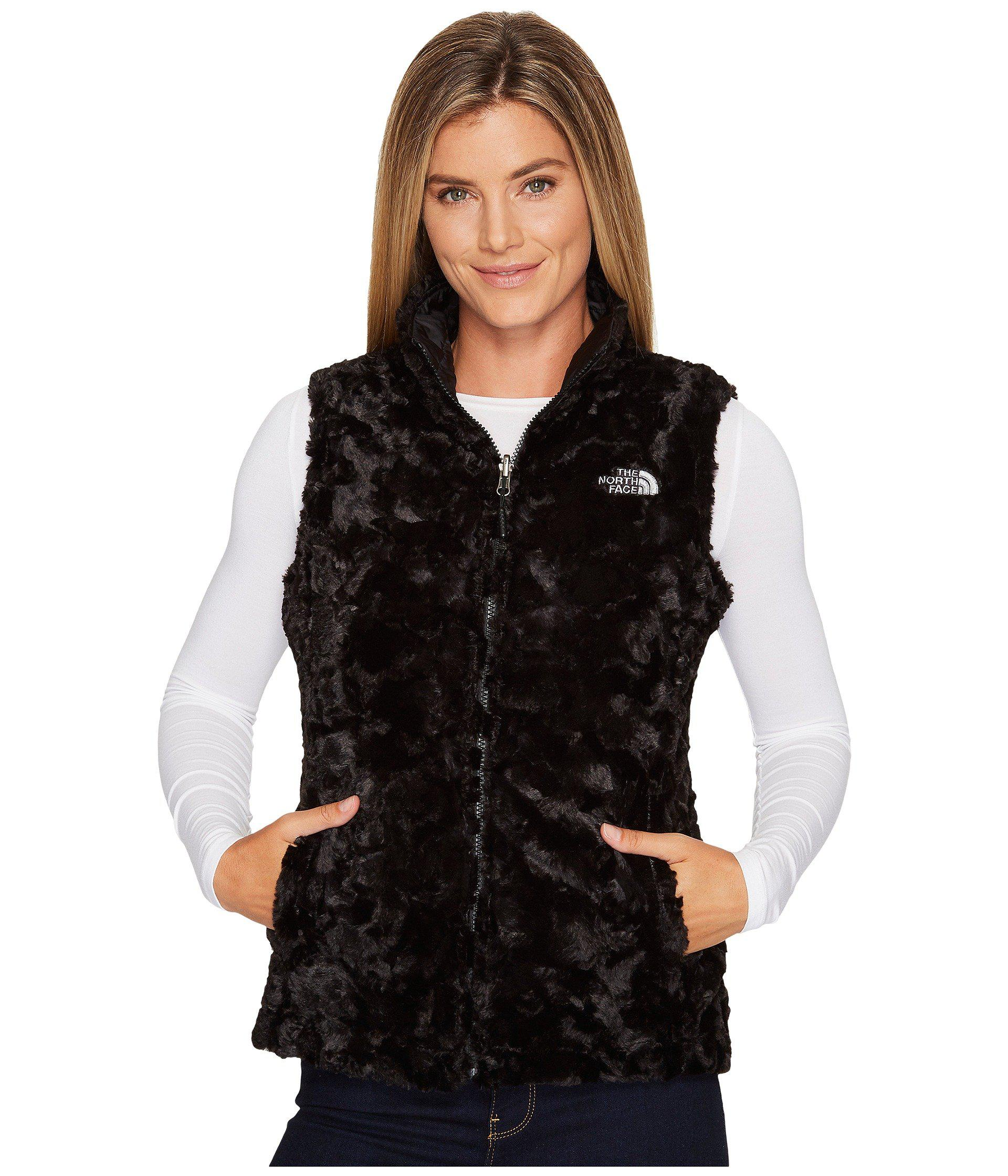 bc3041999f24 Lyst - The North Face Mossbud Swirl Vest (brit Blue) Women s Vest in ...