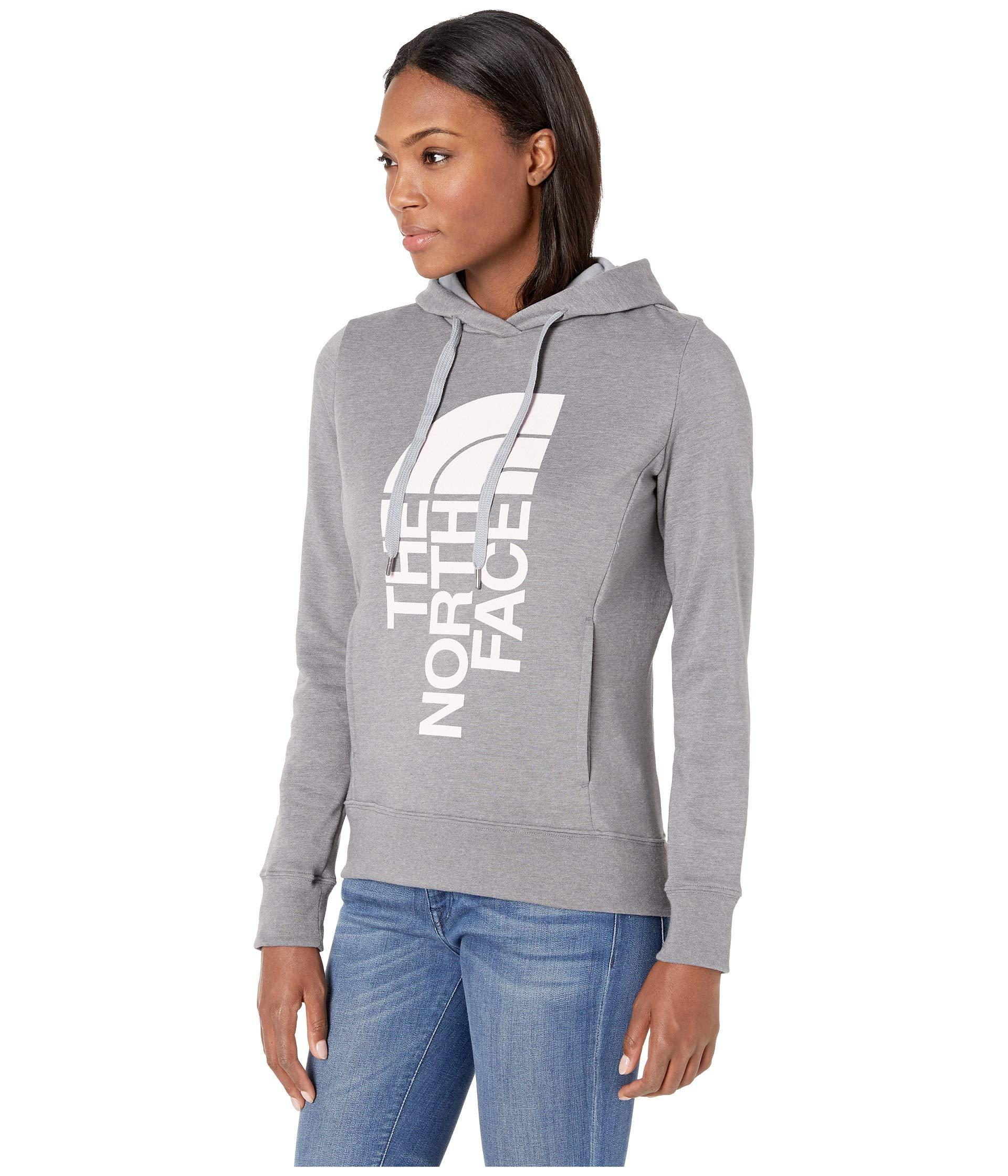 7f547ea61 Lyst - The North Face Trivert Pullover Hoodie (storm Blue Heather ...