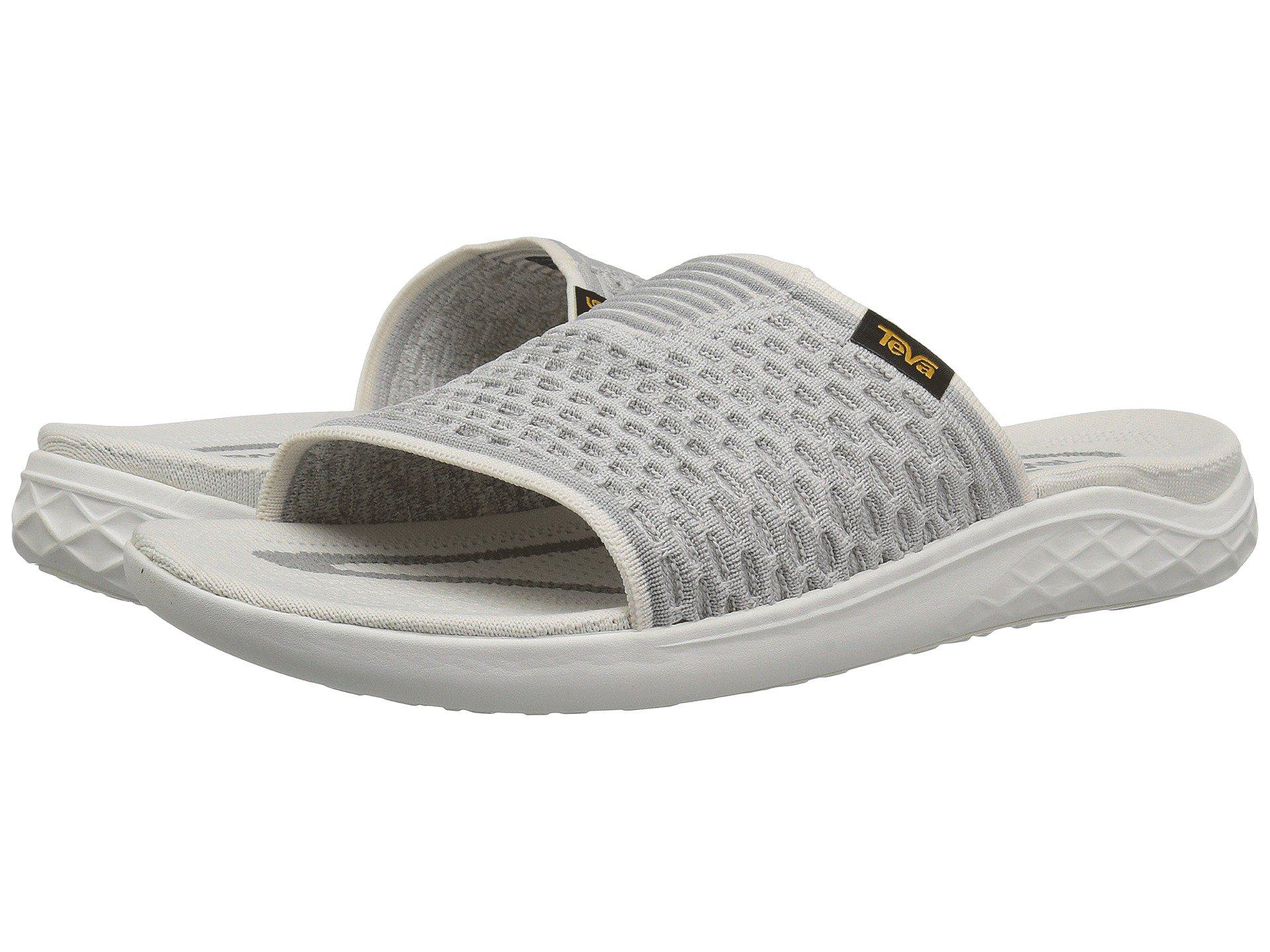 49e1472a2640 Lyst - Teva Terra-float 2 Knit Slide (bright White) Men s Shoes in ...