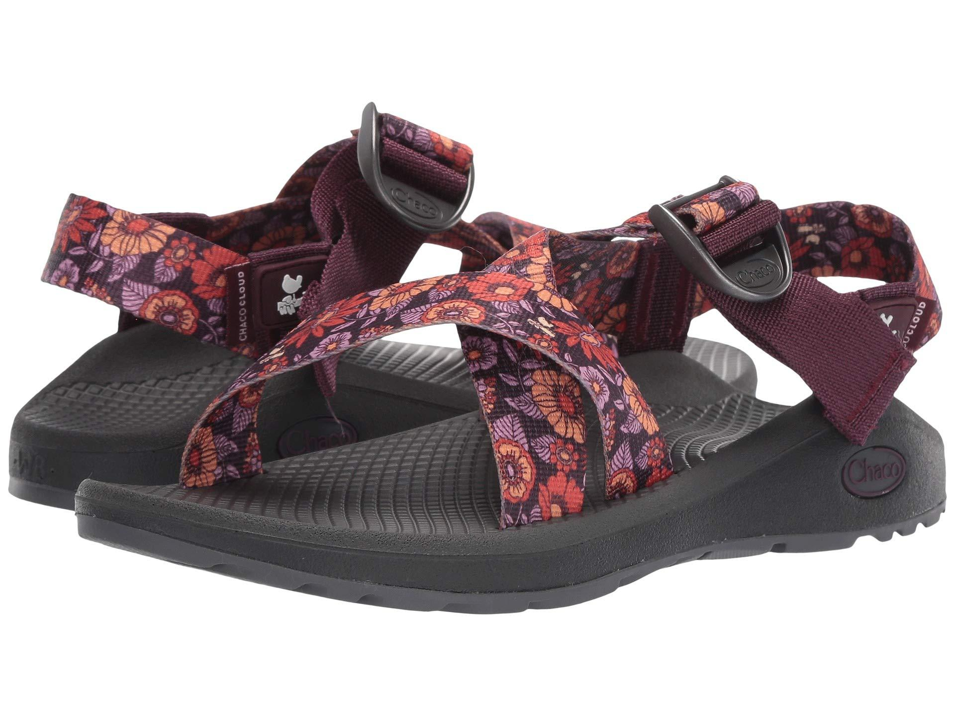 94c4926473dc Lyst - Chaco Woodstock Mega Z cloud (leary Salt) Women s Sandals