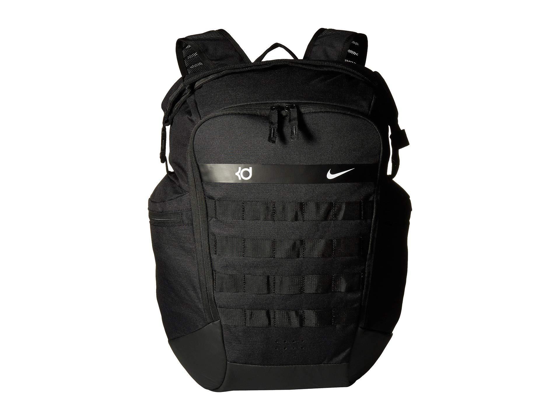 Lyst - Nike Kd Trey 5 Backpack (black black white) Backpack Bags in ... 0a8ae26fe9591
