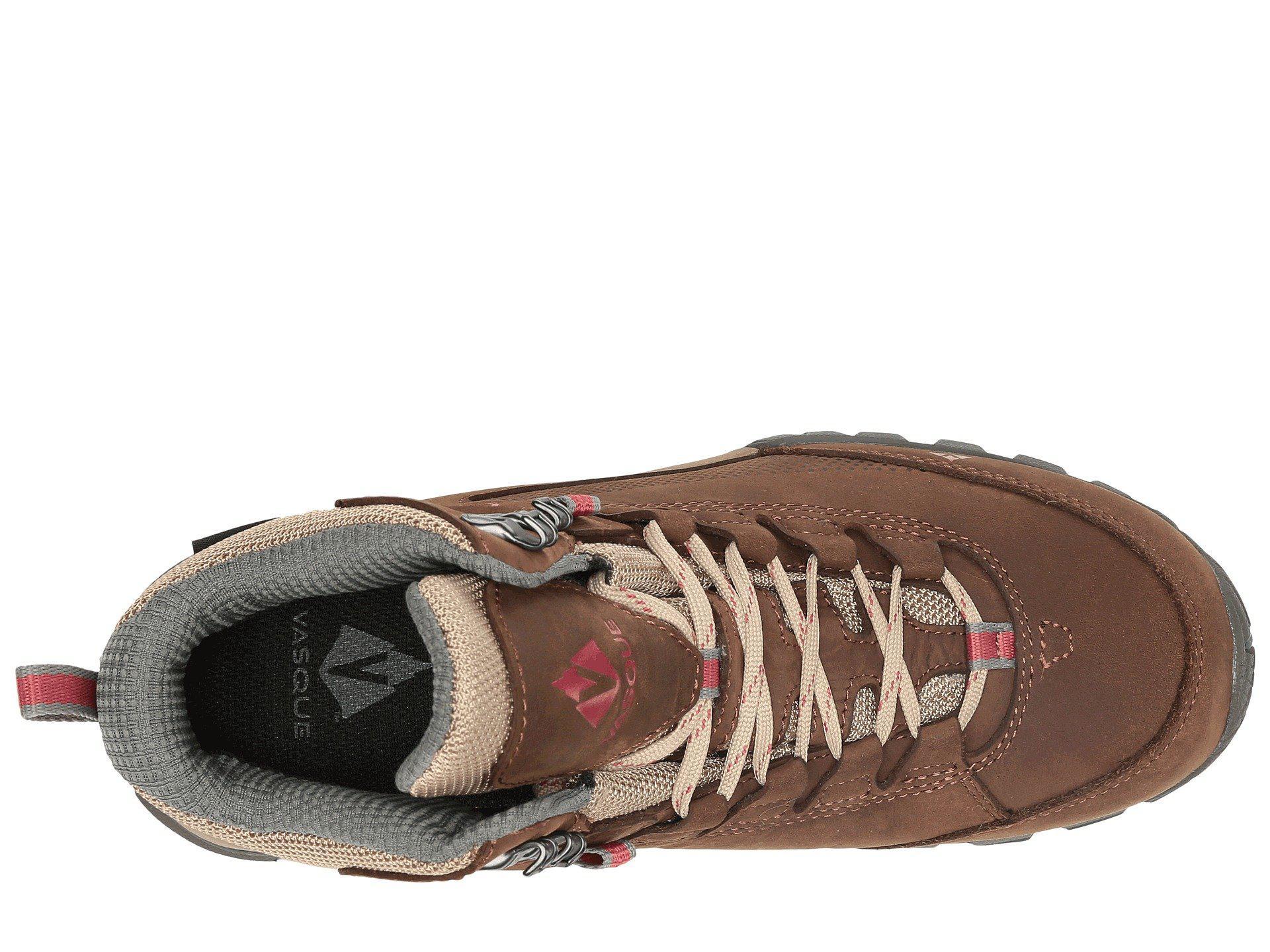 6ae6210e151 Lyst - Vasque Talus Trek Ultradrytm (gargoyle/damson) Women's Boots ...
