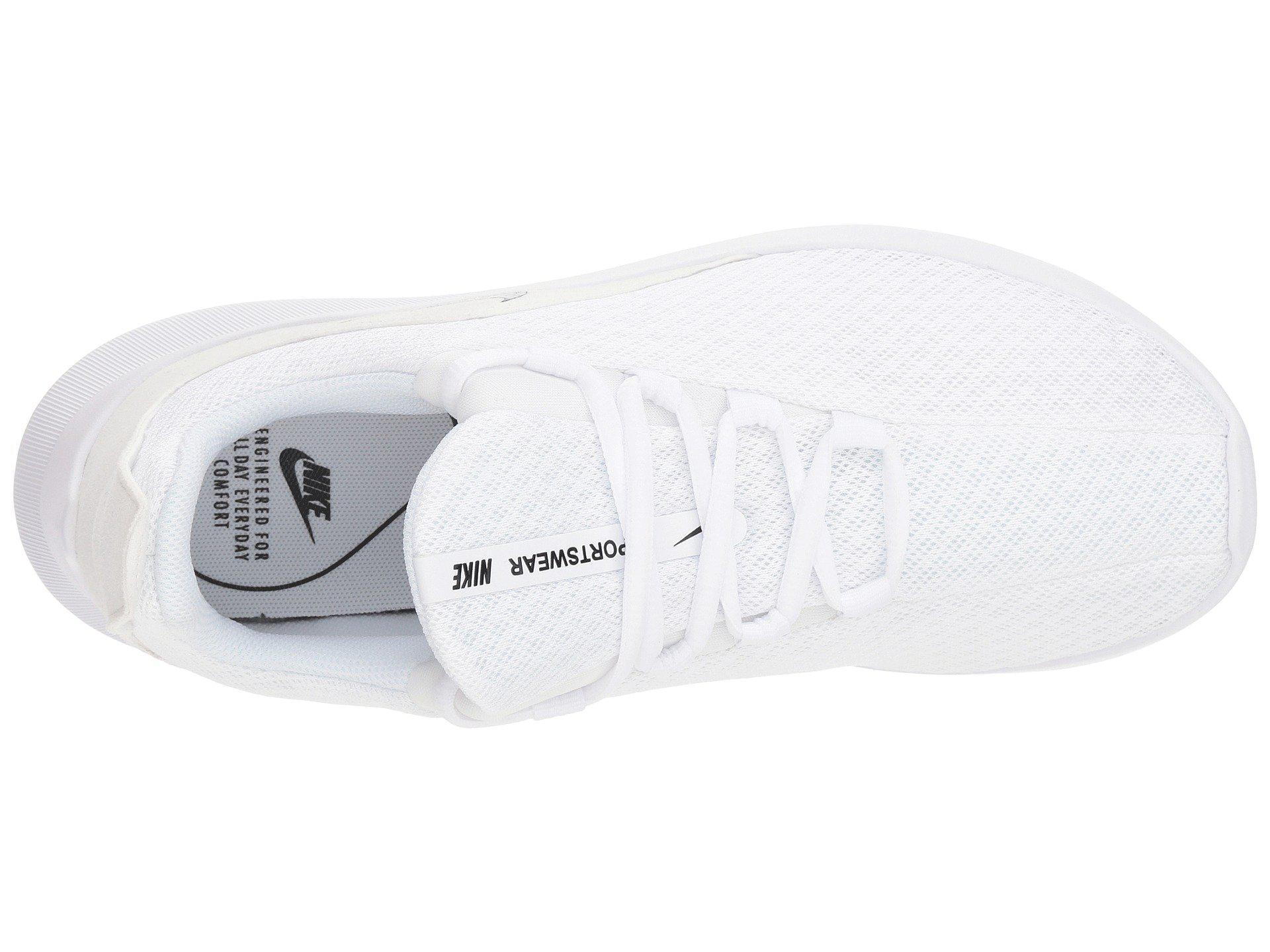 ce6f796476d4 Nike - White Viale (black black) Women s Shoes - Lyst. View fullscreen