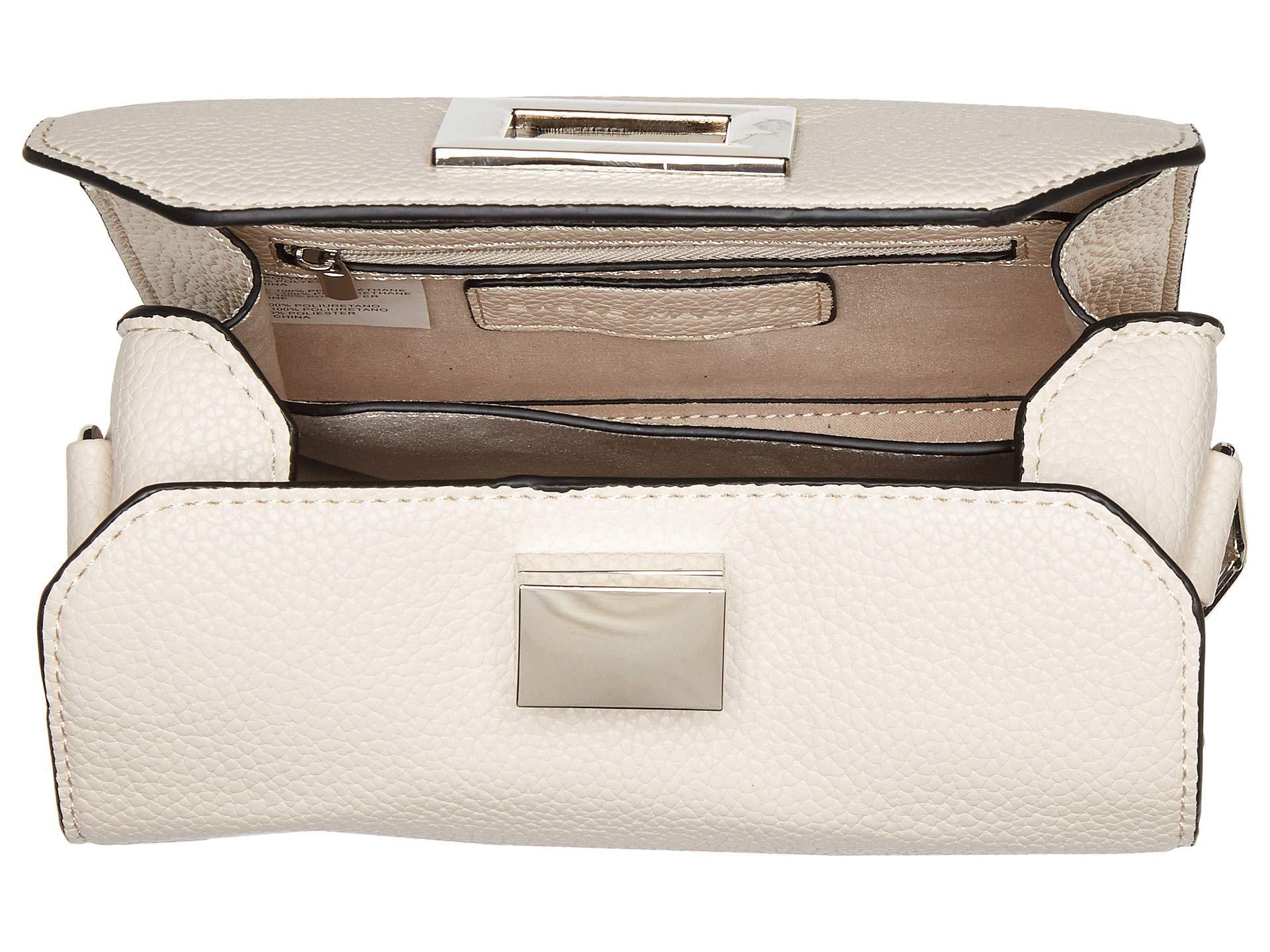 Lyst - Steve Madden Bkween (cream) Cross Body Handbags in Natural 03e756d7d846b
