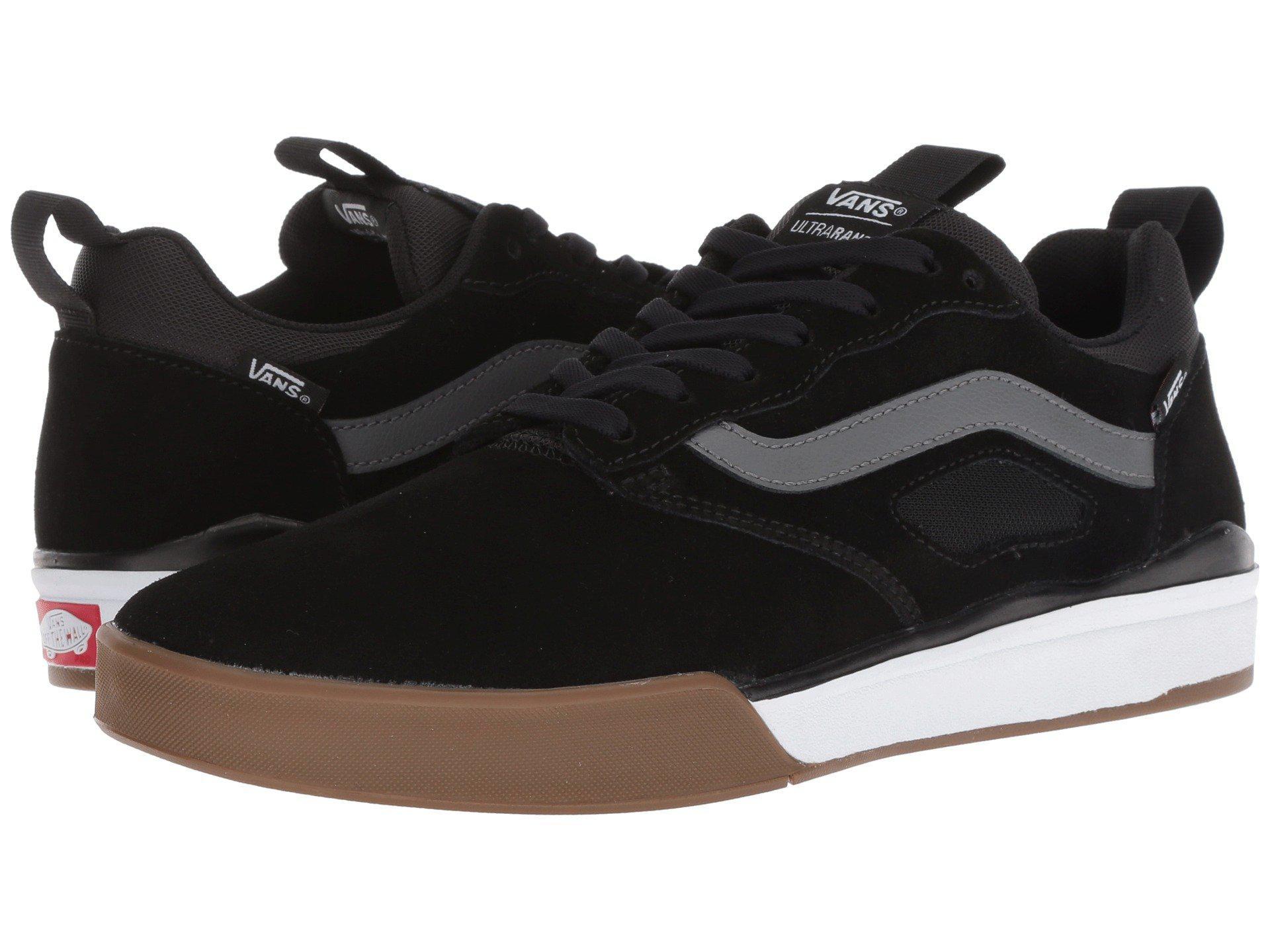1d8c8f70b30 Ultrarange In Men s Black blackblack Pro Shoes Vans Skate Lyst Bq76wg7