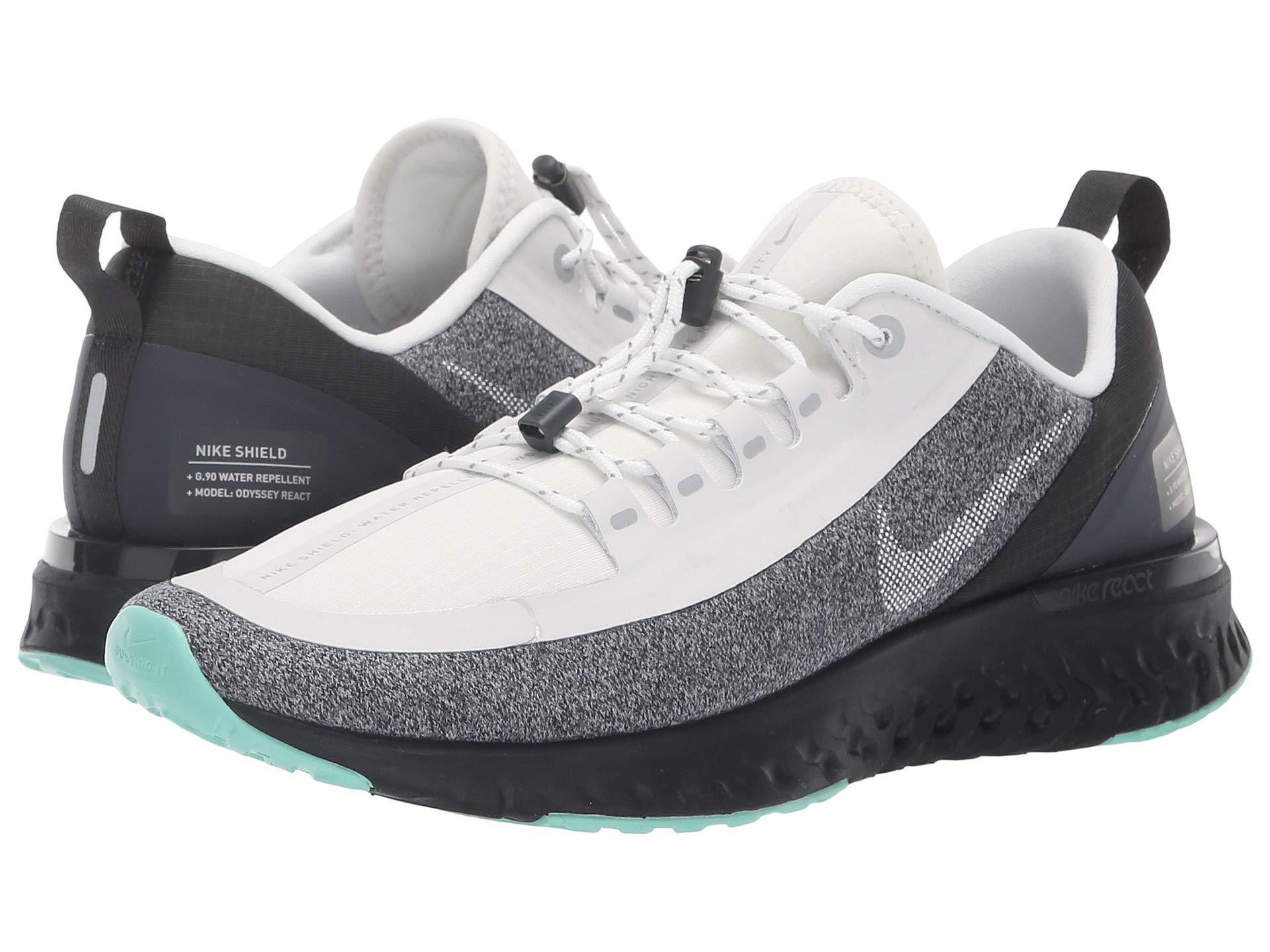 best website a2059 9f41f Nike. Metallic Odyssey React Shield ...