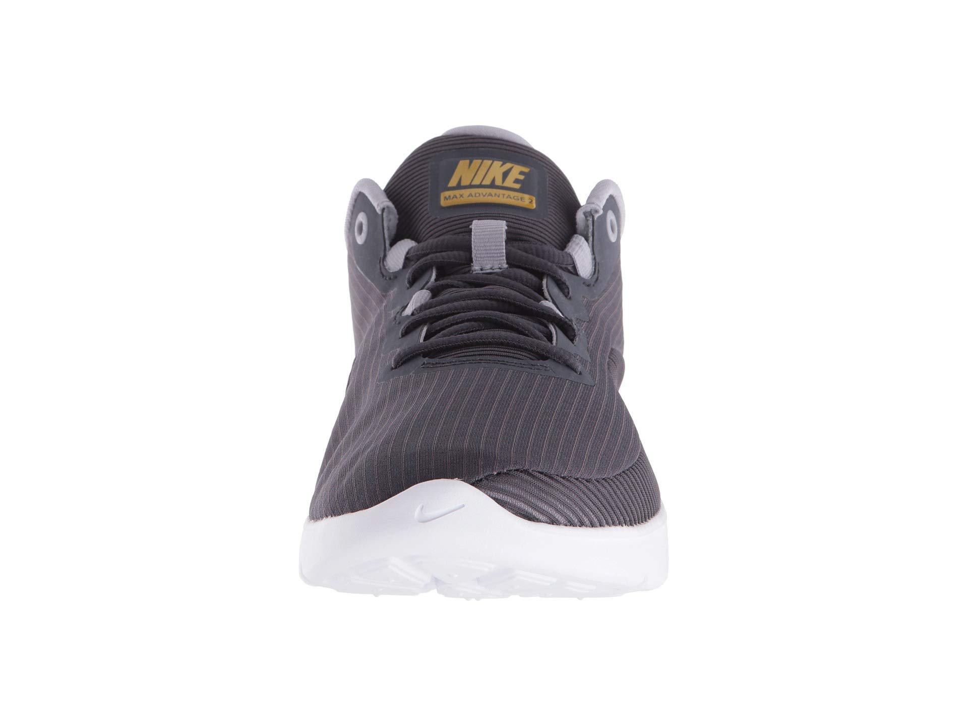29c64b3ea01 Nike - Multicolor Air Max Advantage 2 (gridiron metallic Pewter provence  Purple). View fullscreen