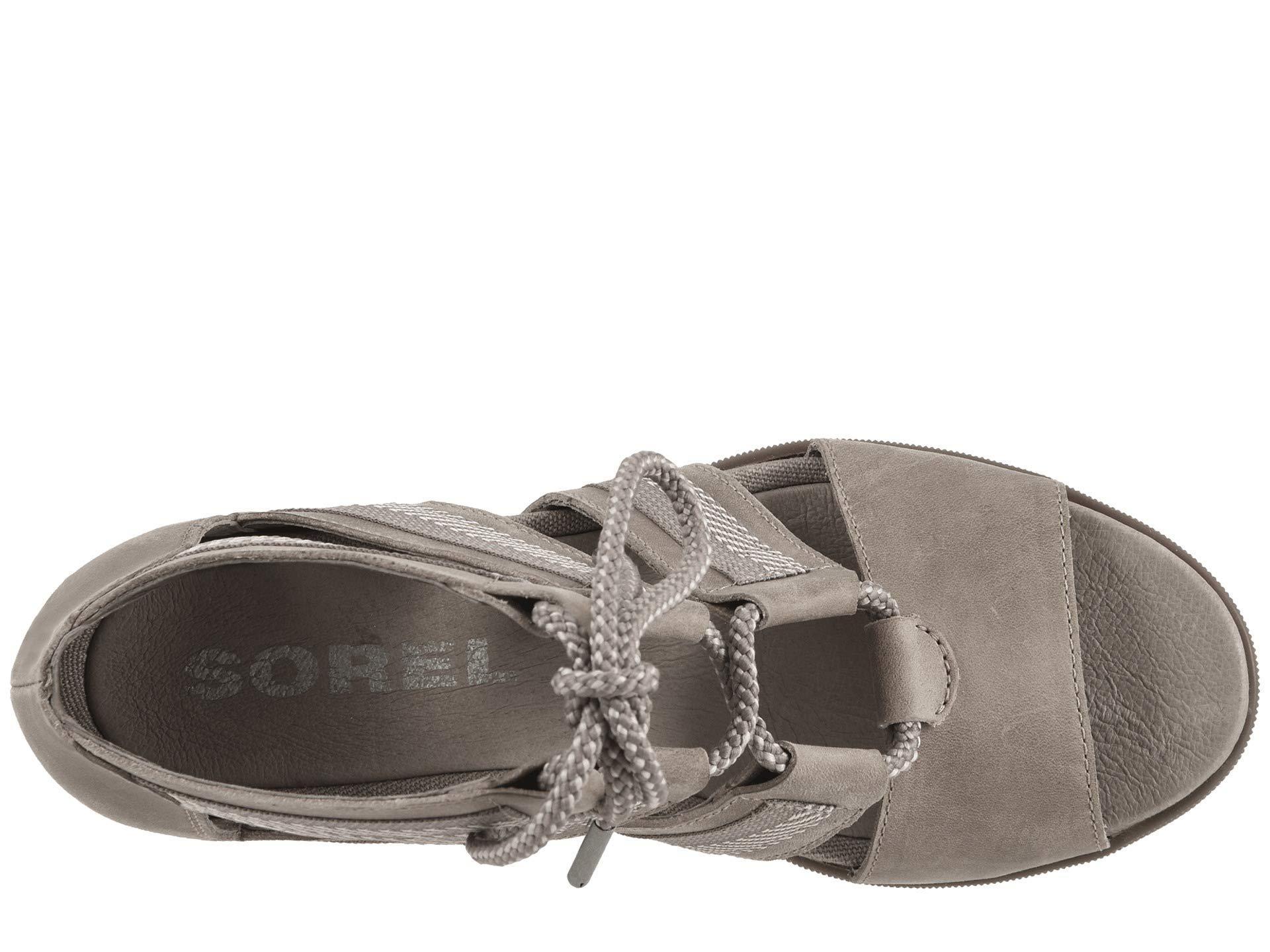 af50aa194 Sorel - Brown Joanietm Ii Lace (blue Shadow) Women s Shoes - Lyst. View  fullscreen