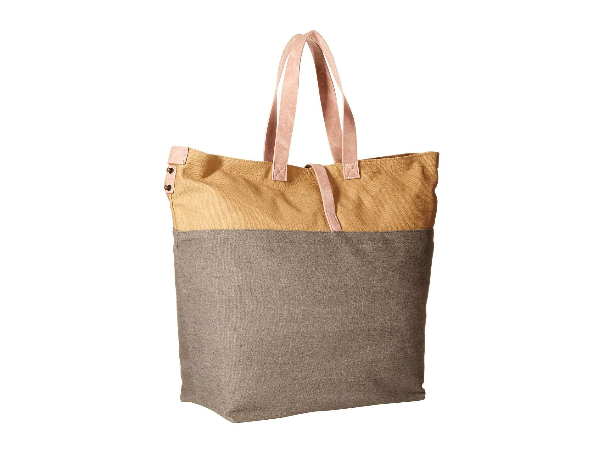 Lyst - Roxy Stripey Love Large Tote Bag (turbulence) Cross Body Handbags 8671e7514cf03