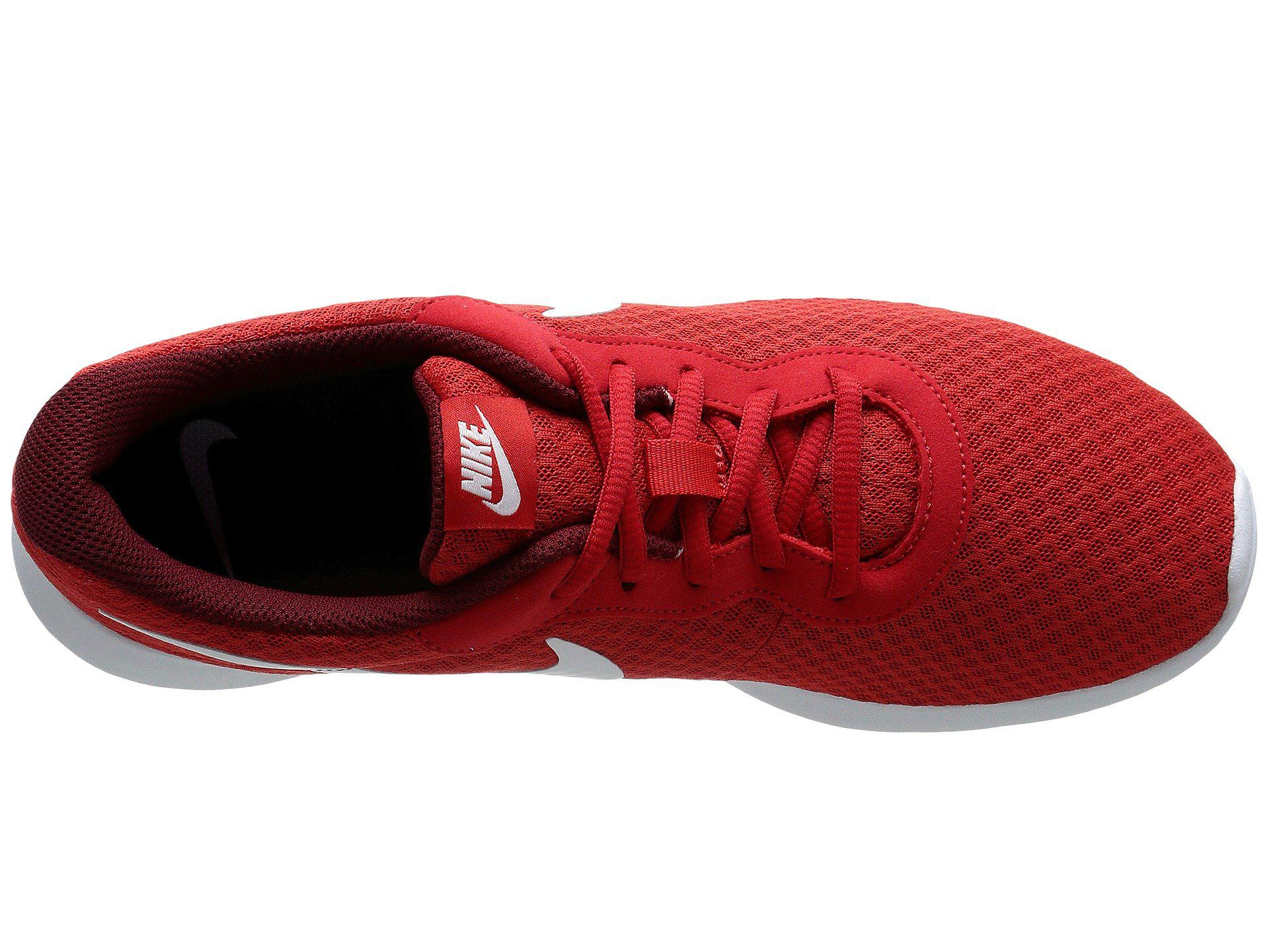 reputable site 92fc0 30dff ... promo code nike tanjun university red team red white mens running shoes  for. view fullscreen