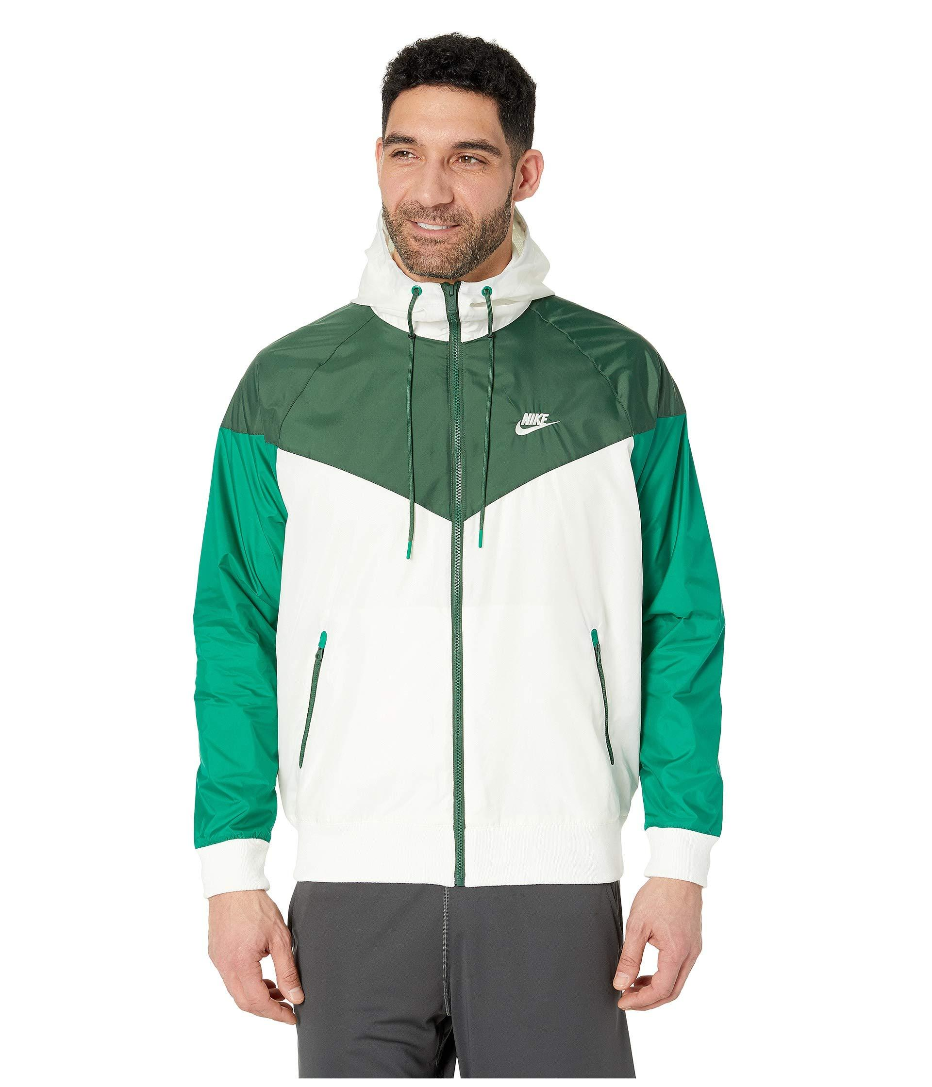 c306199b496b Lyst - Nike Windrunner Jacket in Green for Men - Save 35%