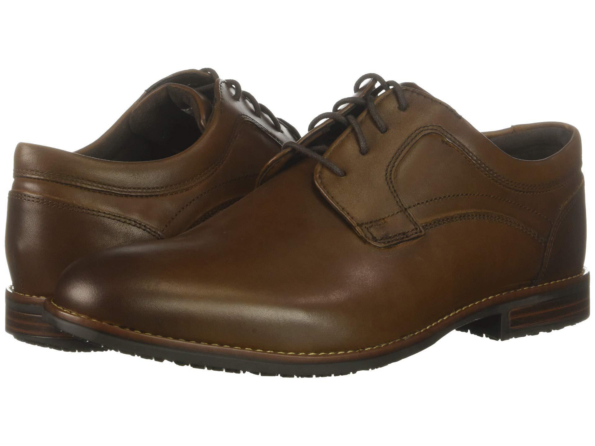 Waterproof Dustyn black Lyst Shoes Men's Plain Toe Rockport In qO4f6