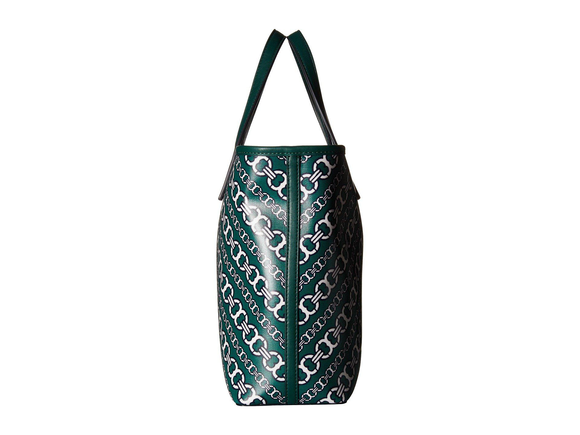 Givenchy Tassen Bijenkorf : Lyst tory burch gemini link small tote in green