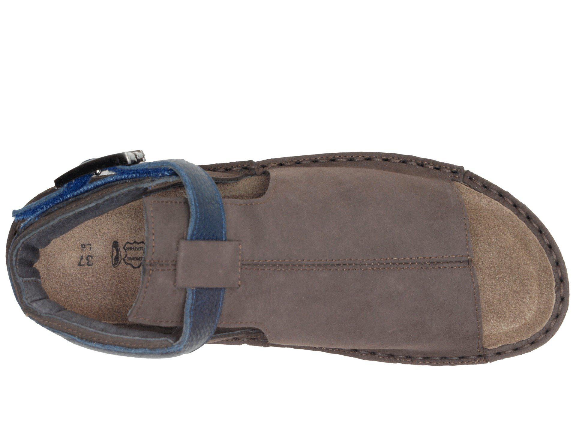 f28332f5b66c Naot - Verbena (stone Nubuck latte Brown Leather) Women s Shoes - Lyst.  View fullscreen
