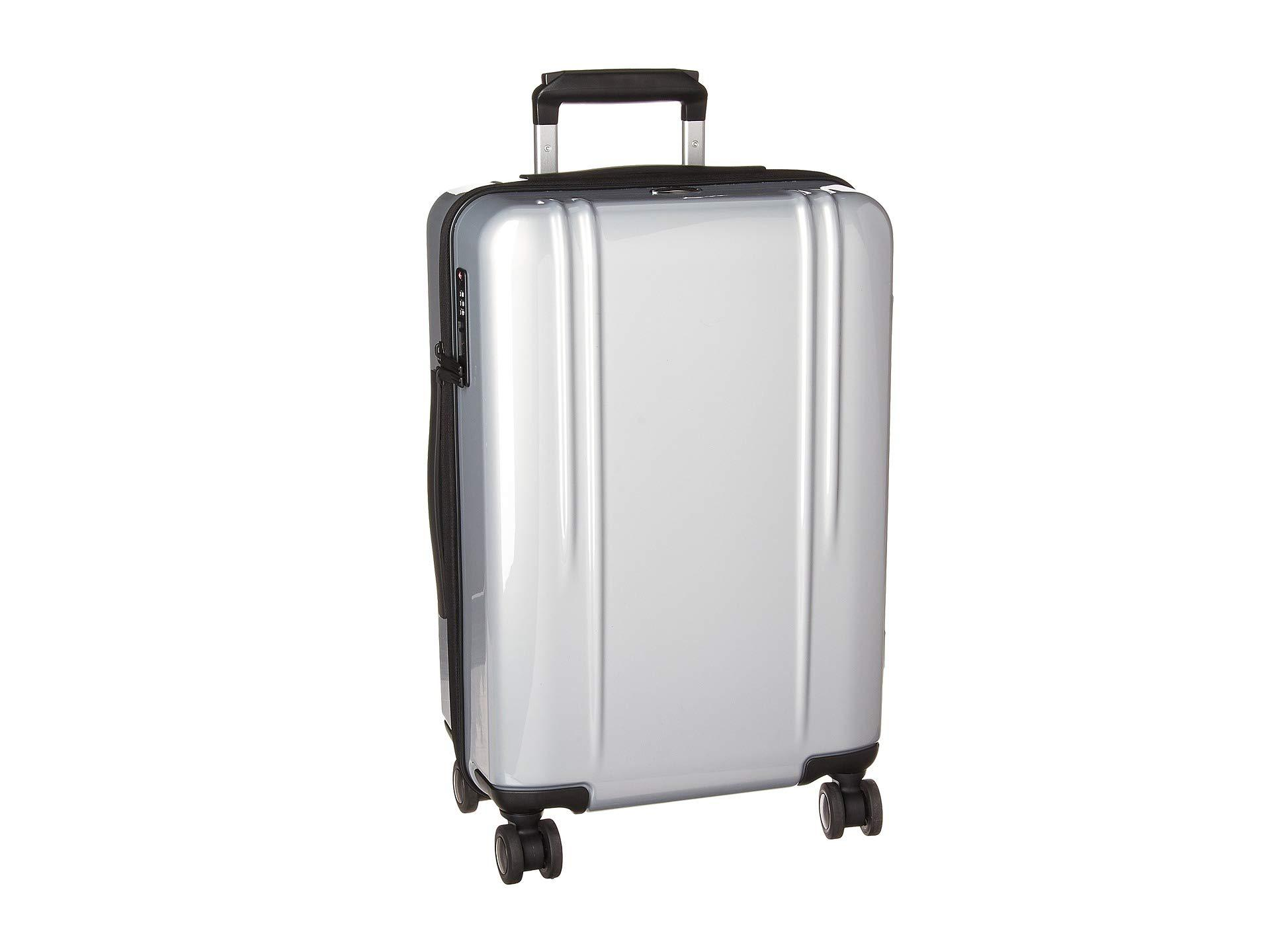 a9c95b18a Lyst - ZERO HALLIBURTON Zrl Polycarbonate 22 - Domestic Carry-on ...