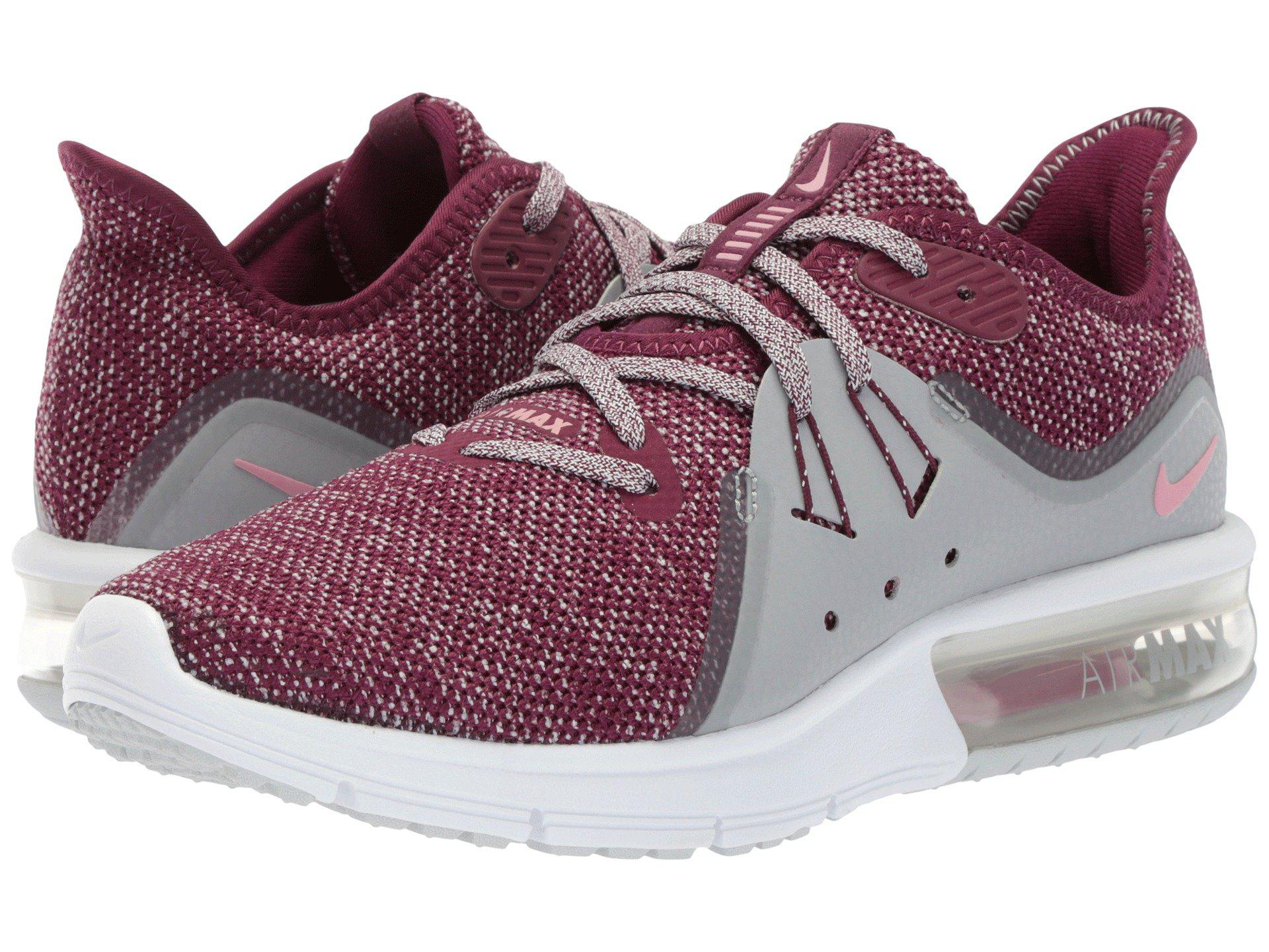8c2c0231bf5 ... running shoes 8b289sh3ff00aags wolf grey black pink beam anthracite  k3urjld e23f9 a1a35  promo code nike. pink air max sequent 3 4e085 f2e32