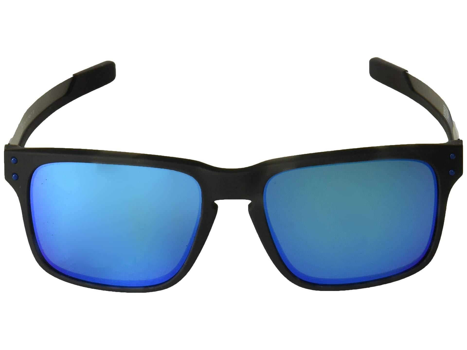 Oakley - Holbrook Mix (matte Black Tortoise prizm Sapphire Polarized) Sport  Sunglasses for. View fullscreen e4063d91b6
