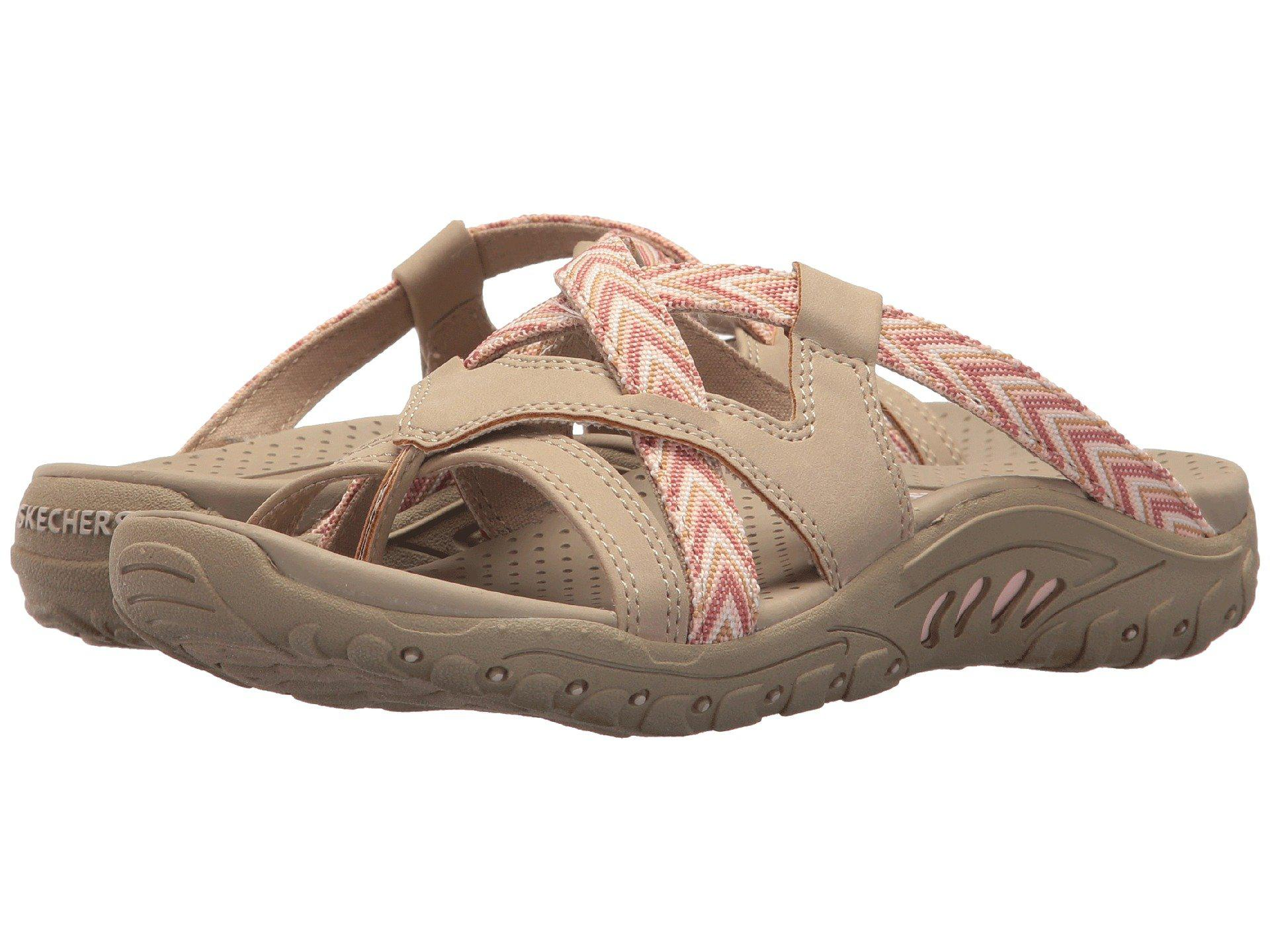 48aa49a949f3 Lyst - Skechers Reggae - Soundstage (natural) Women s Shoes in Natural