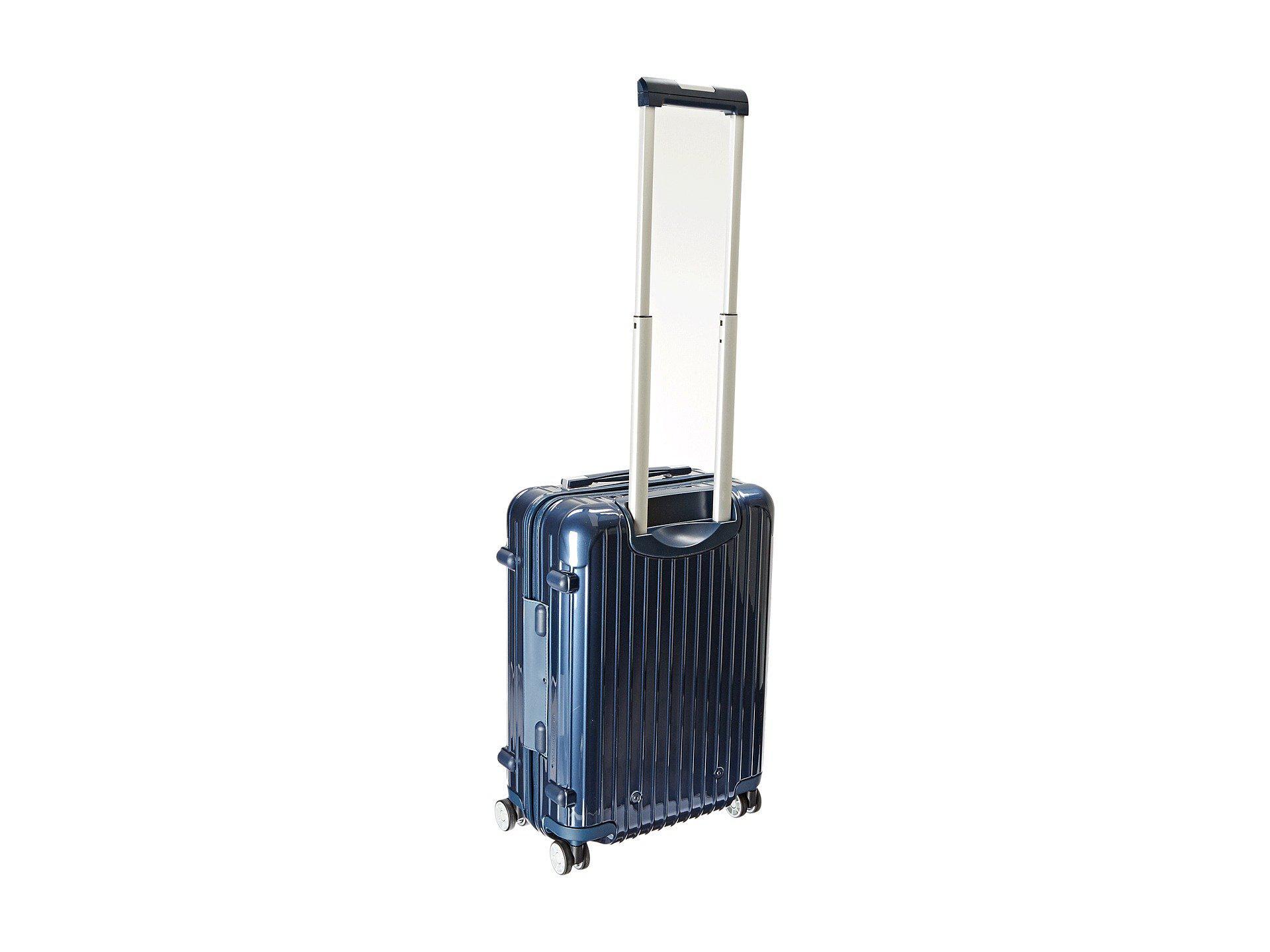 Rimowa   Blue Salsa Deluxe   Cabin Multiwheel®   Lyst. View Fullscreen