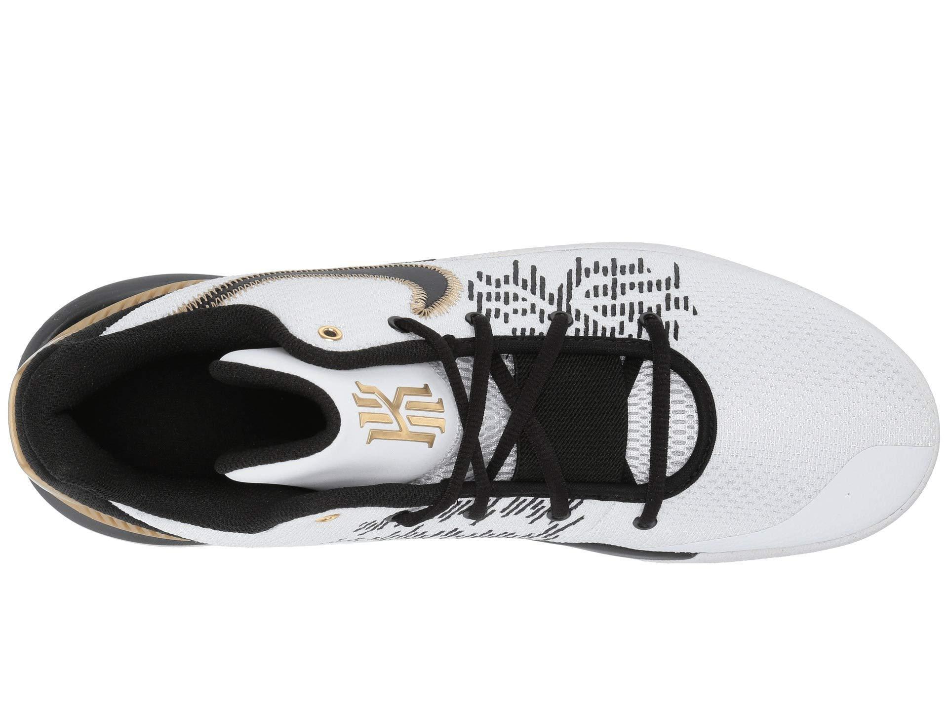 Lyst Nike Kyrie Flytrap Ii Black Black White Men S Basketball 27893647a