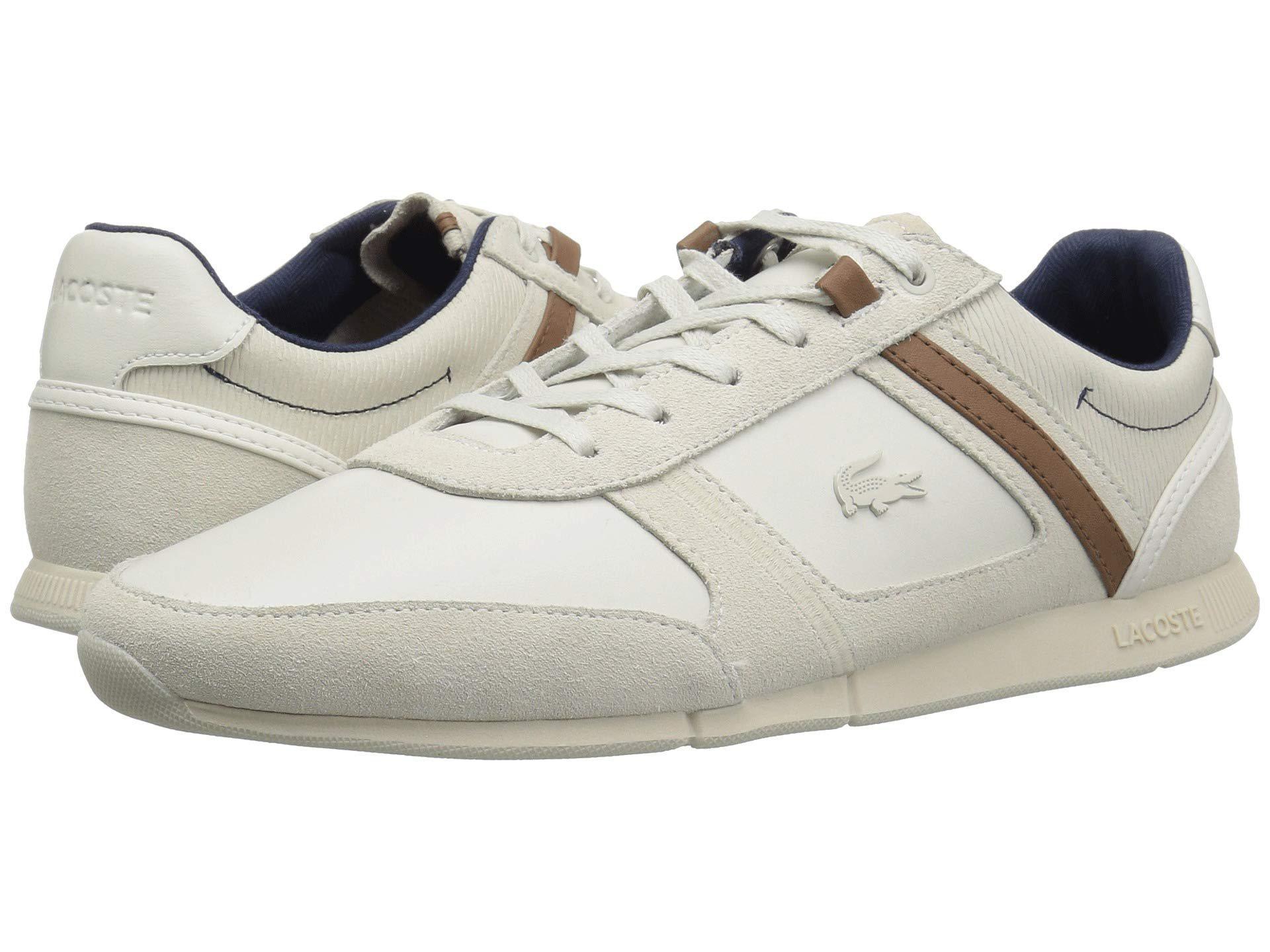 3efebe54bd53e Lyst - Lacoste Menerva 318 1 (navy brown) Men s Shoes in Brown for Men
