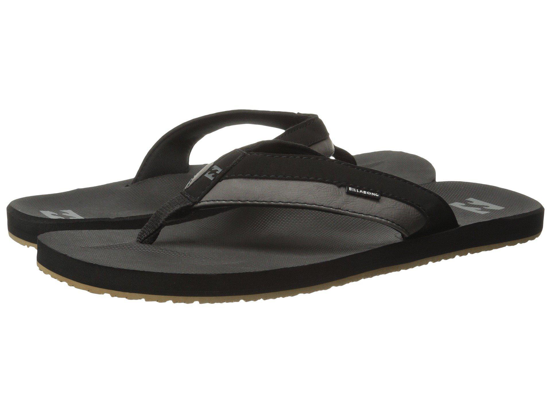 71d7b2d82 Billabong - All Day Impact Sandal (black) Men s Sandals for Men - Lyst.  View fullscreen
