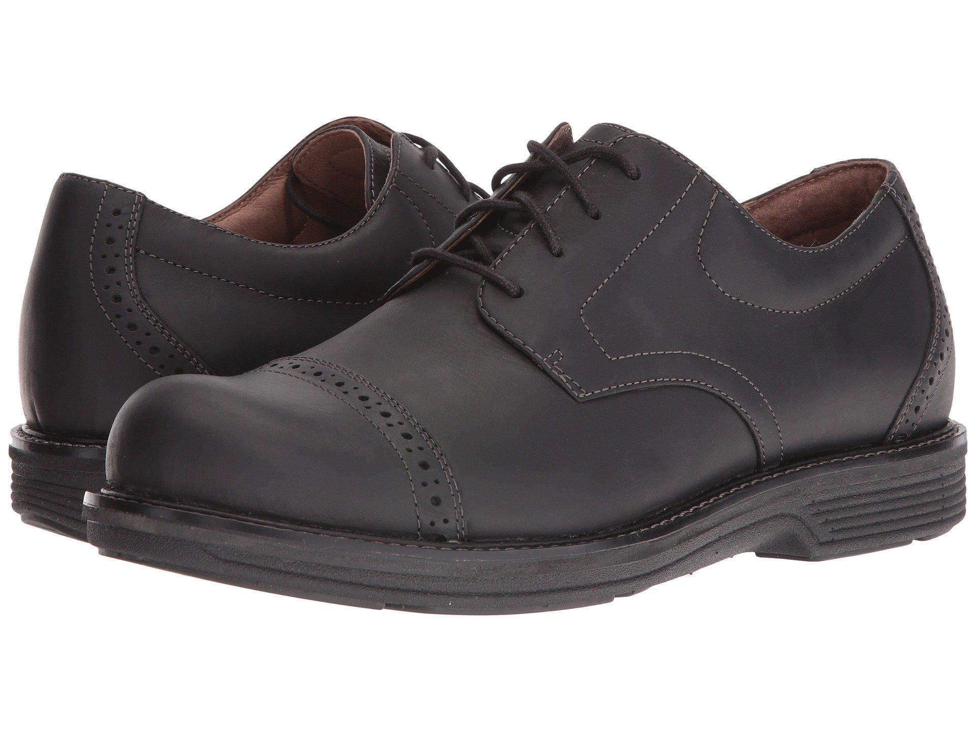 Dansko Leather Justin In Black For Men Save 49 Lyst