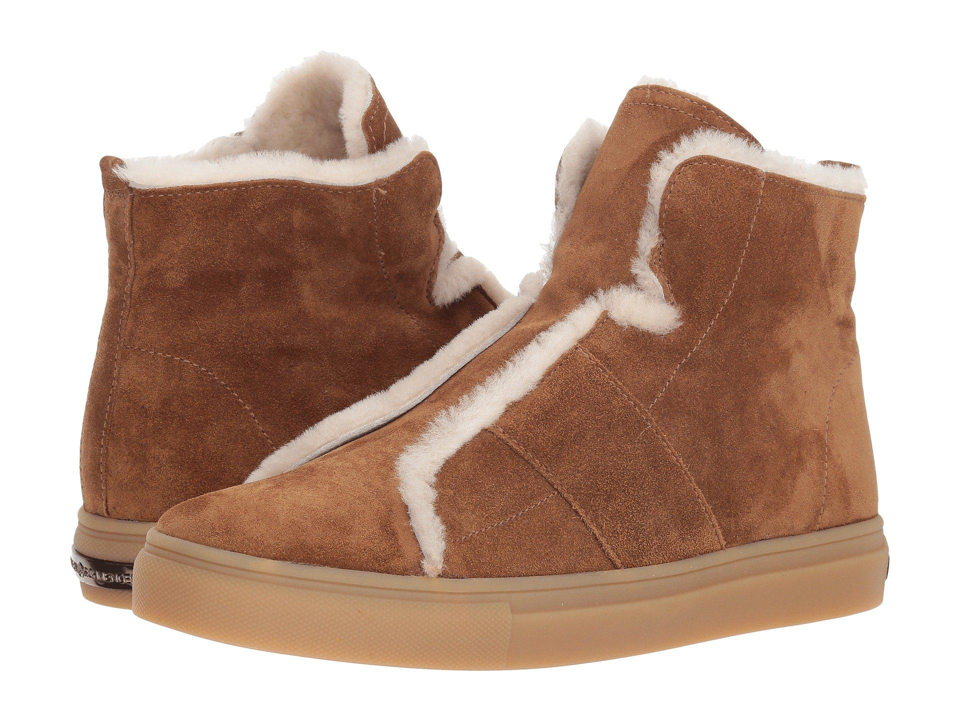 Kennel & SchmengerBasket High Suede and Fleece Sneaker ekNtcKujZI