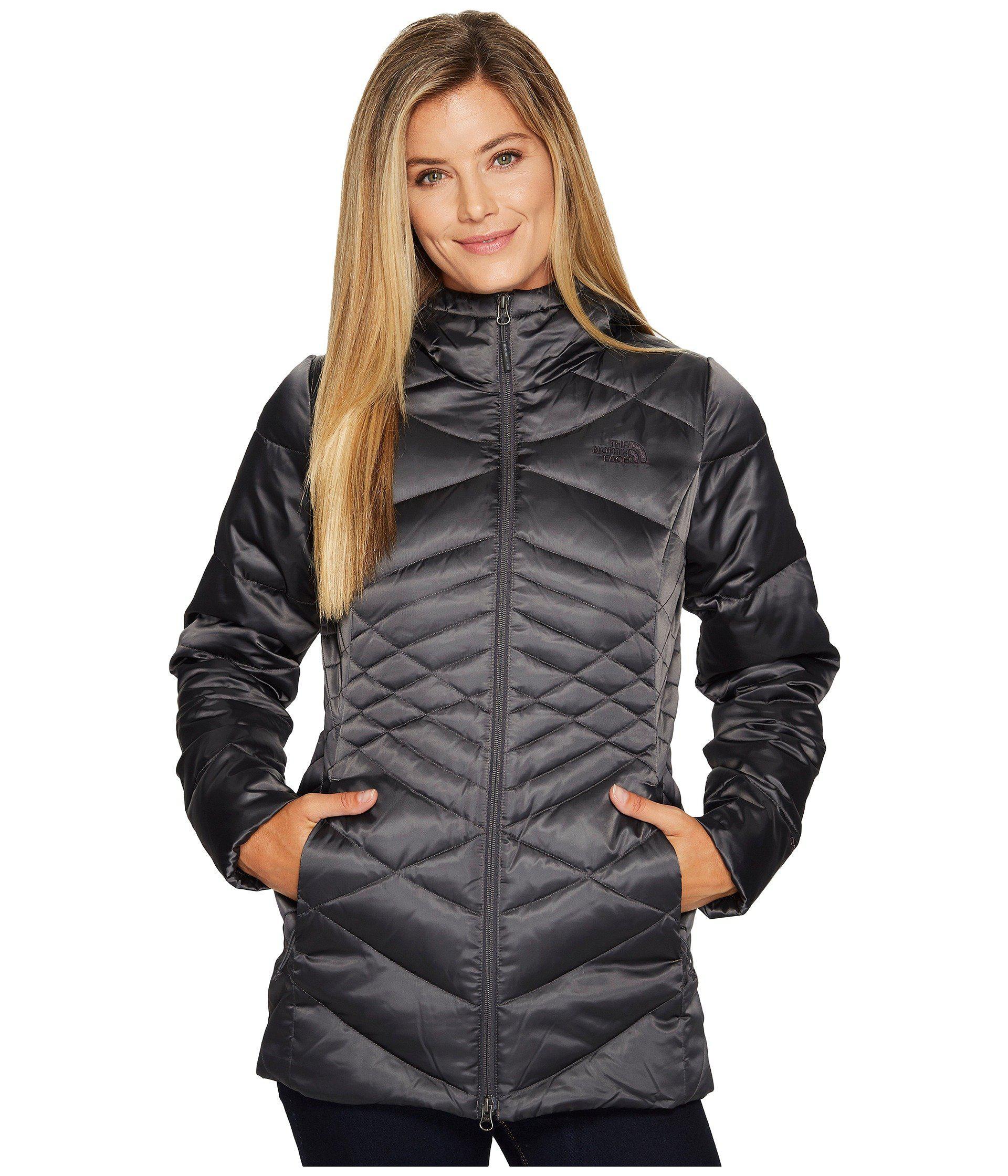fab53d73e2 Lyst - The North Face Aconcagua Parka (asphalt Grey) Women s Coat in ...