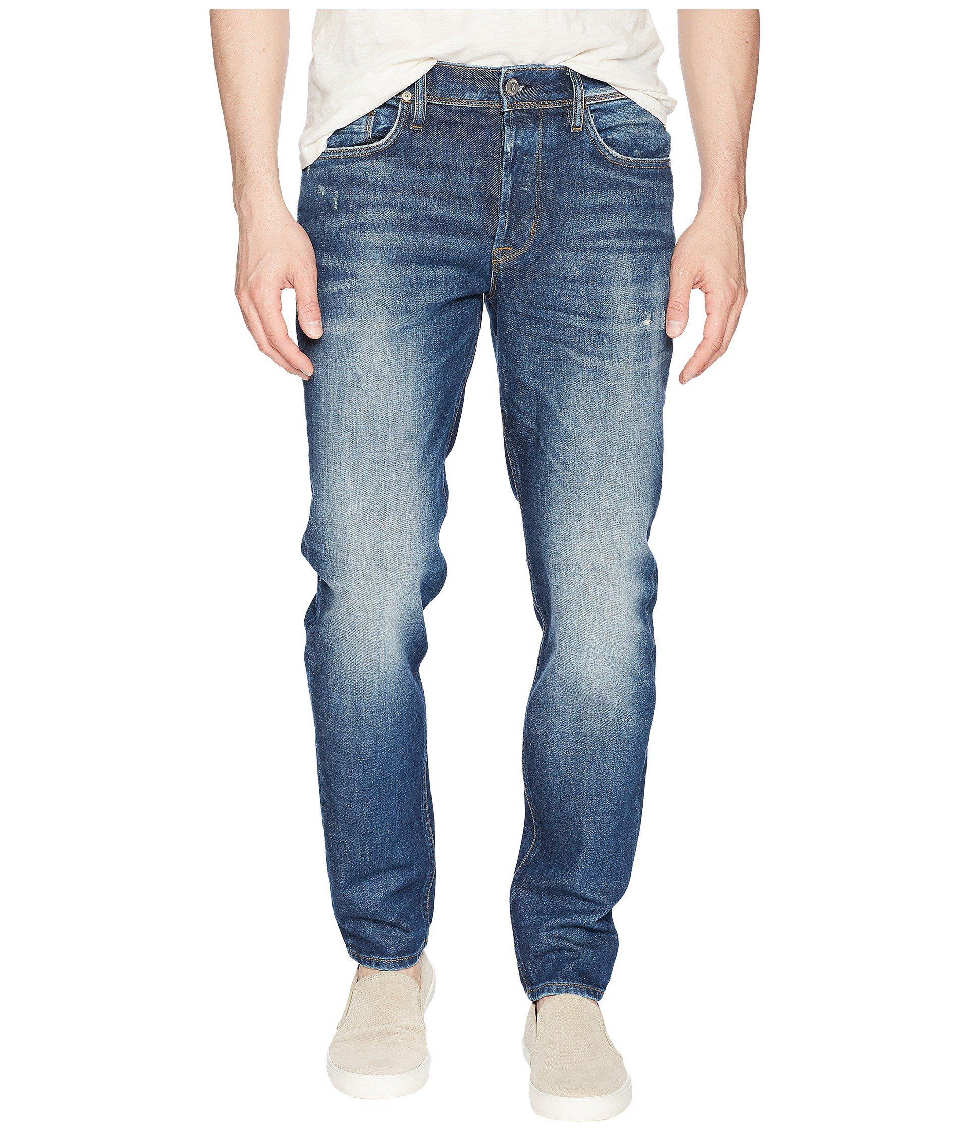 a28a8f91529 Lyst - Hudson Jeans Sartor Relaxed Skinny In All City (all City ...