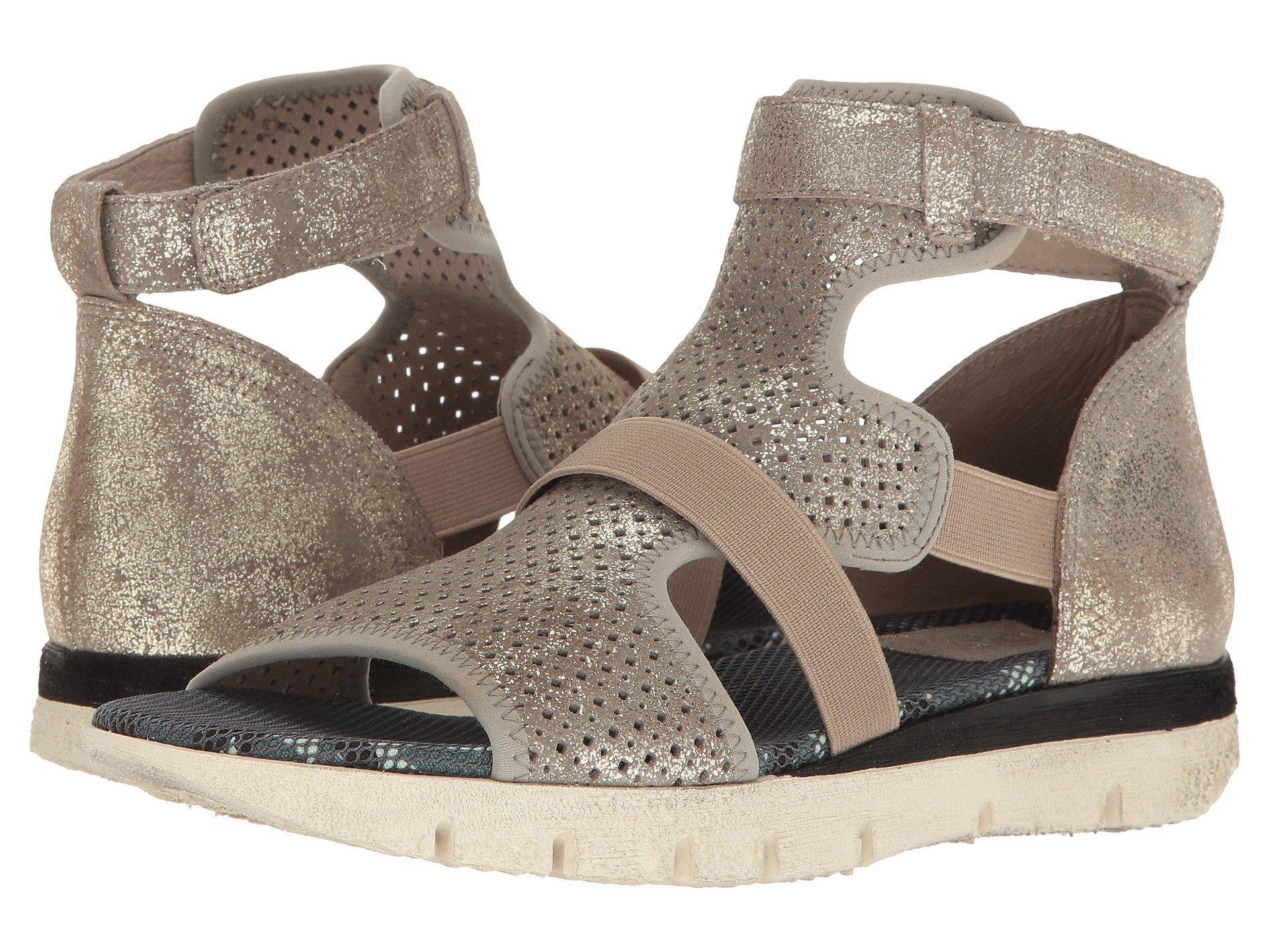 7a6f8a368f7 Lyst - Otbt Astro (black) Women s Sandals