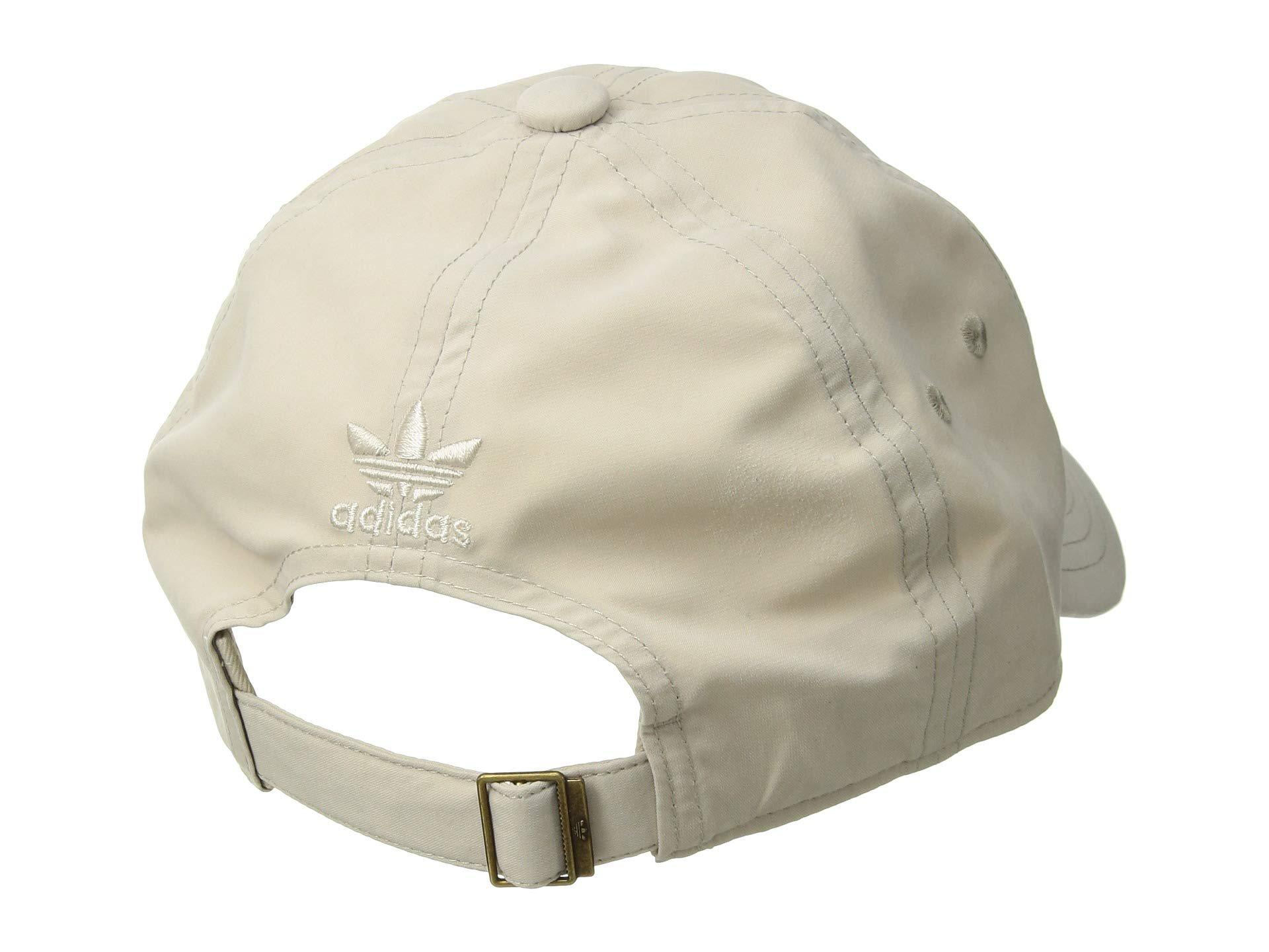a2606a89447 Lyst adidas originals relaxed metal strapback black jpg 1920x1440 Rose gold  caps