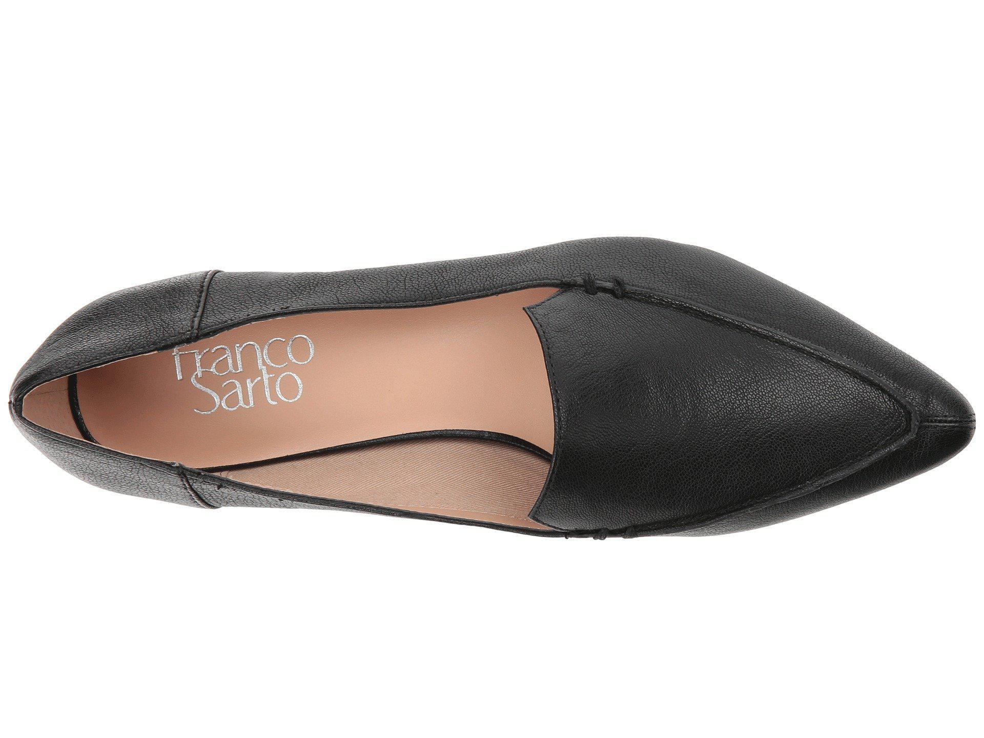 987f7e4e435 Lyst - Franco Sarto Starland (gold copper) Women s Shoes in Black