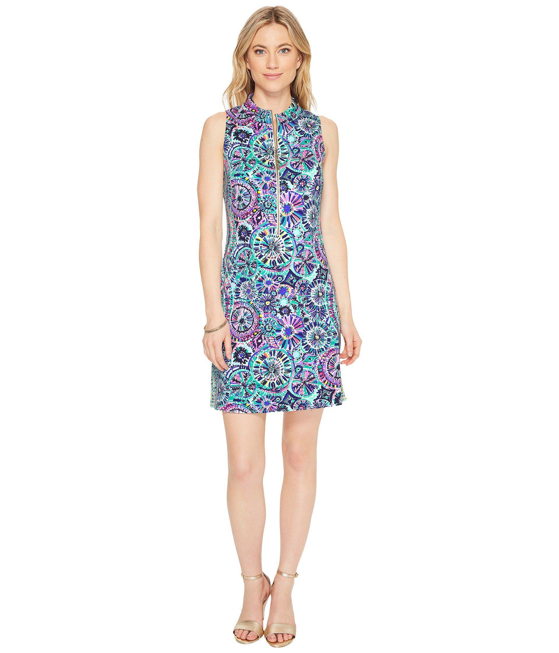 021ef47082 Lyst - Lilly Pulitzer Opal Shift Dress (multi The Swim Engineered ...
