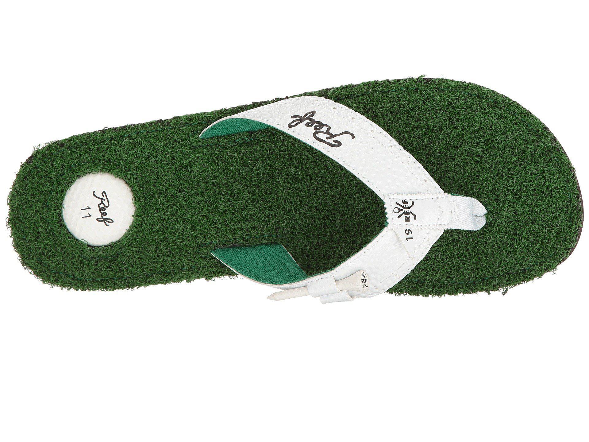 fc86585718d Reef - Mulligan Ii (green) Men s Sandals for Men - Lyst. View fullscreen