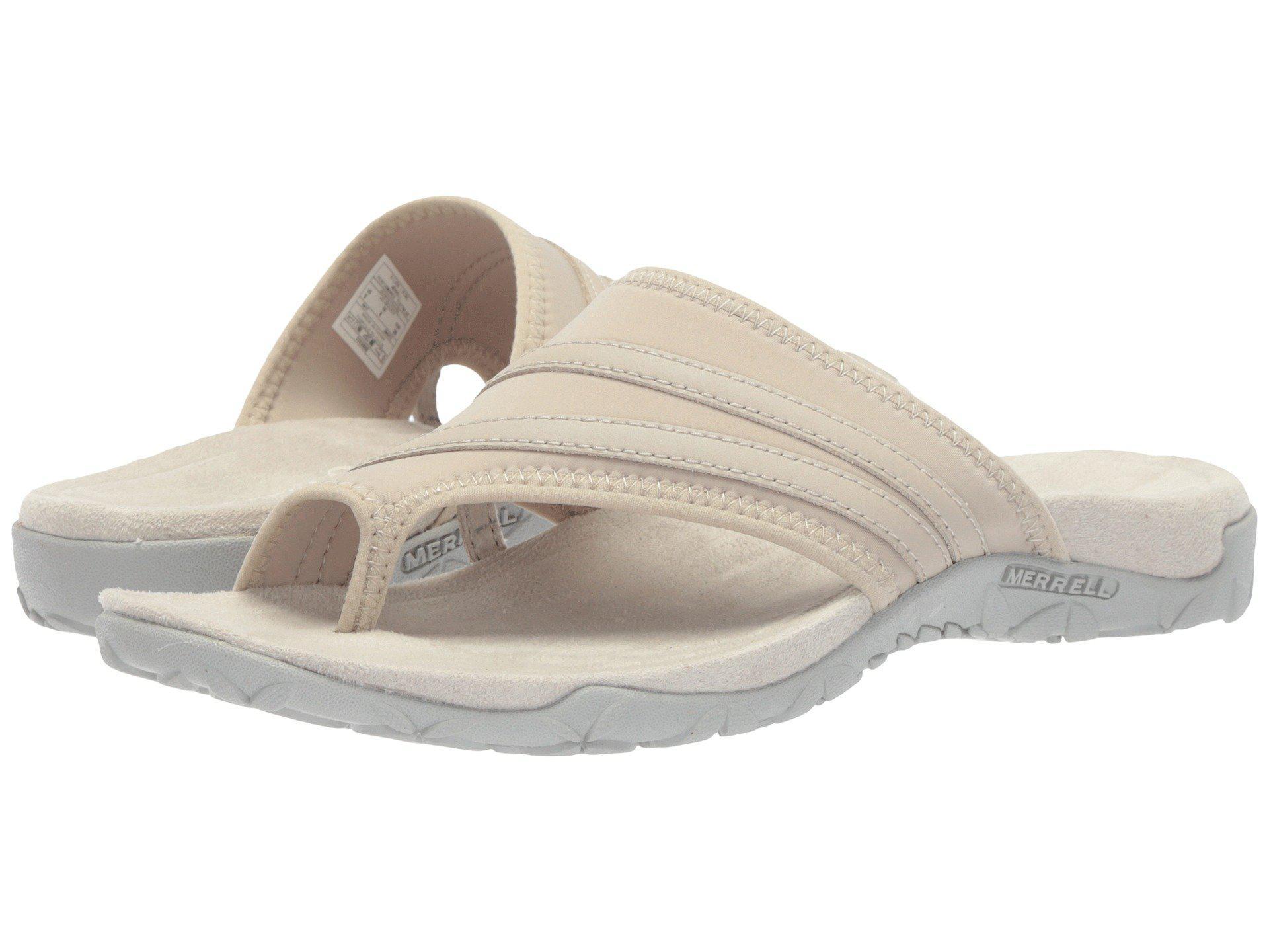 59c8fa2dfba3 Lyst - Merrell Terran Ari Wrap (black) Women s Shoes