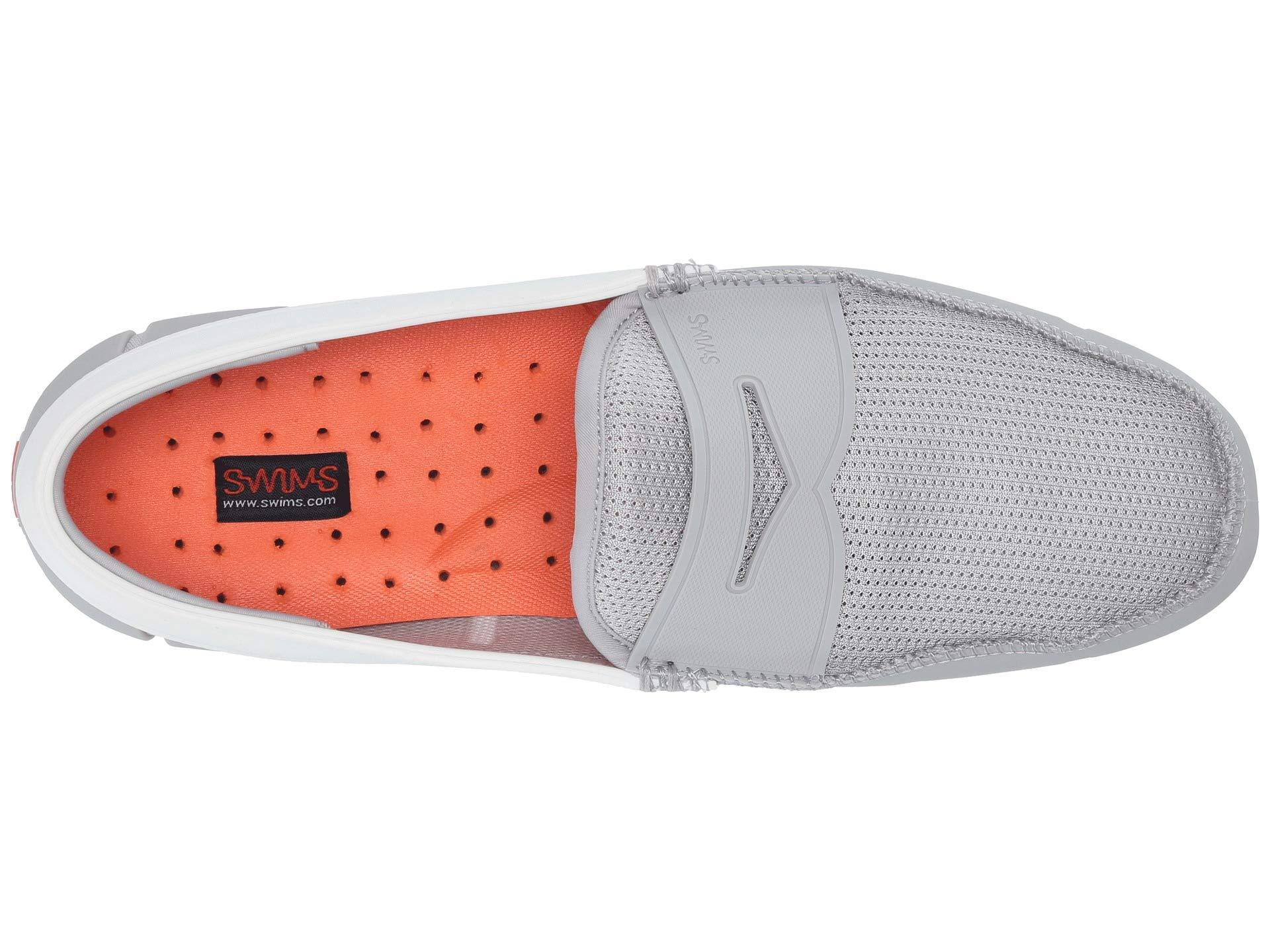 0b46111ec27 Swims - White Penny Loafer (black) Men s Shoes for Men - Lyst. View  fullscreen