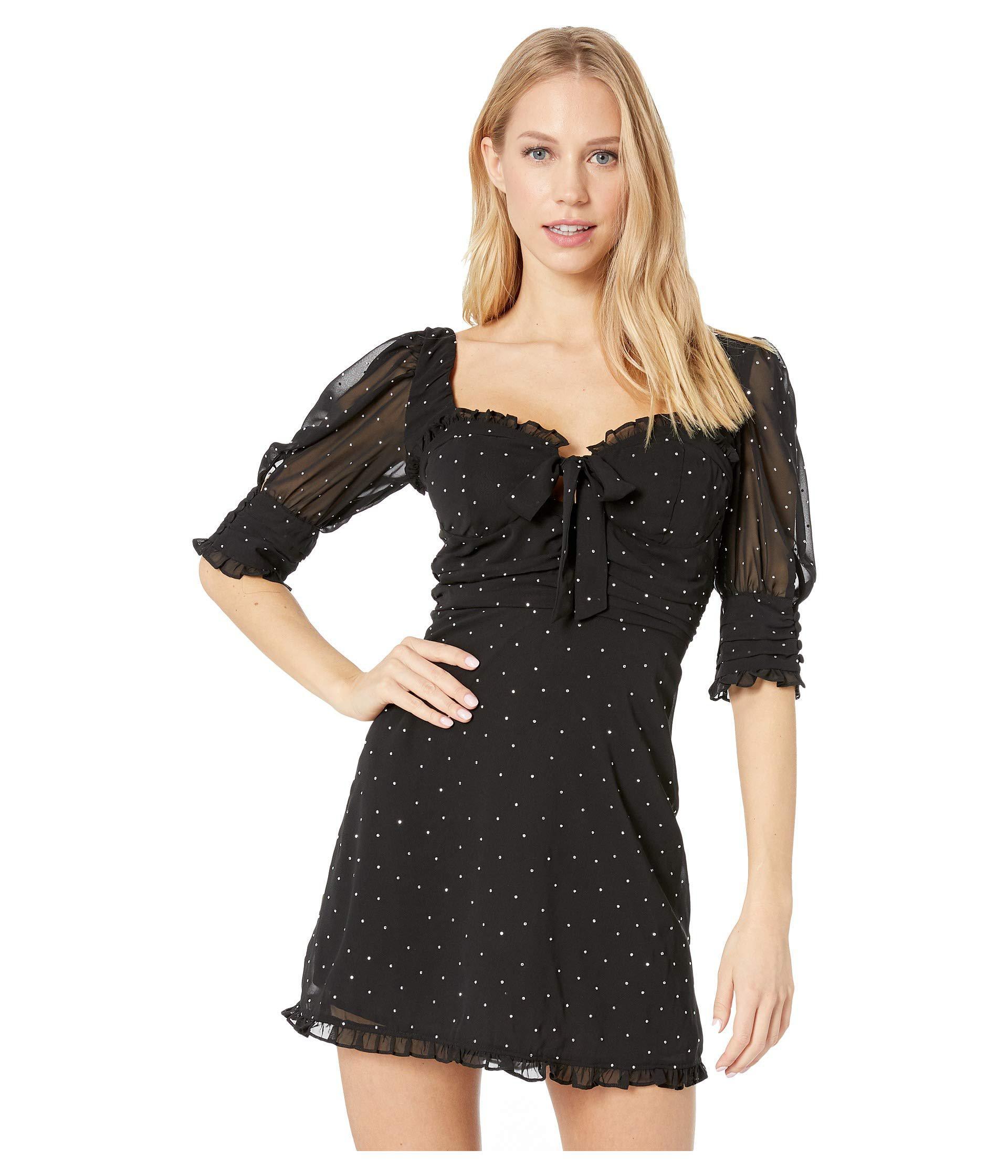 f7ca53f8758 For Love   Lemons Lucky Dice Mini Dress (twilight) Women s Dress in ...
