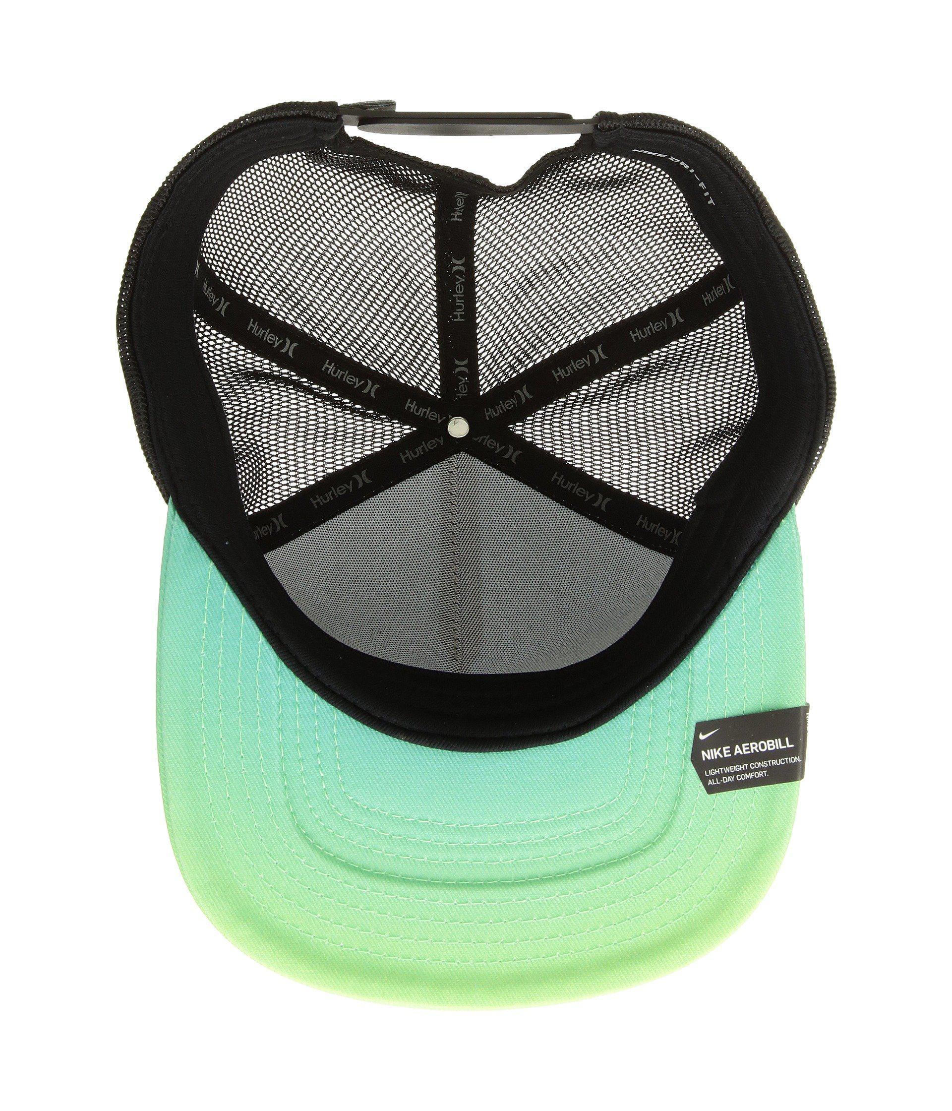 12ac016067eb Lyst - Hurley Third Reef Hat (vapor Green) Caps in Green for Men