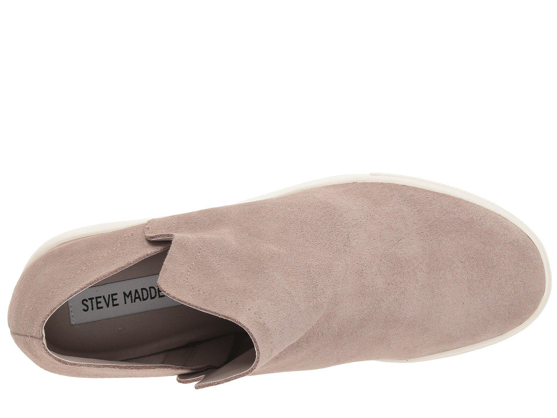 5bfc3161324 Steve Madden - Multicolor Wrangle (black Suede) Women s Shoes - Lyst. View  fullscreen