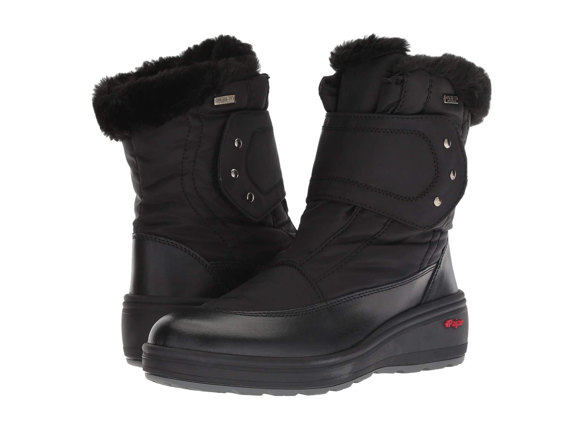 e07fdb584b86 Pajar Samara (black) Women's Boots in Black - Lyst