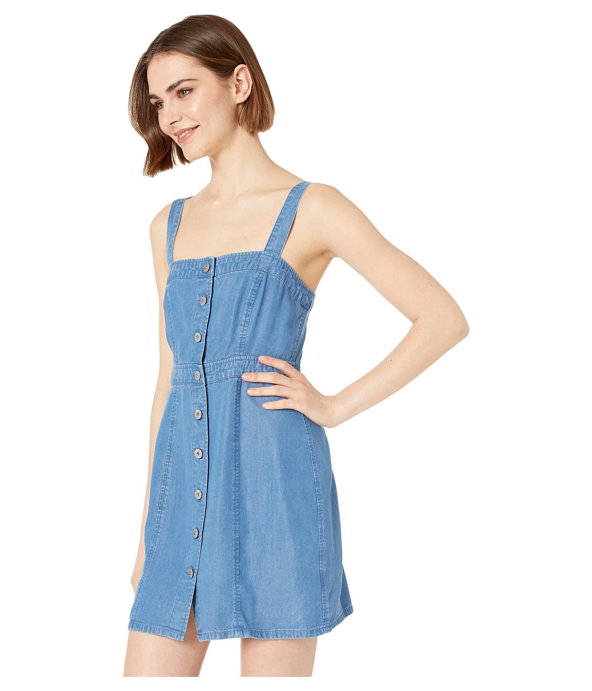 f4b80acb78 Lyst - BB Dakota Jean Spirit Dress (indigo) Women s Dress in Blue