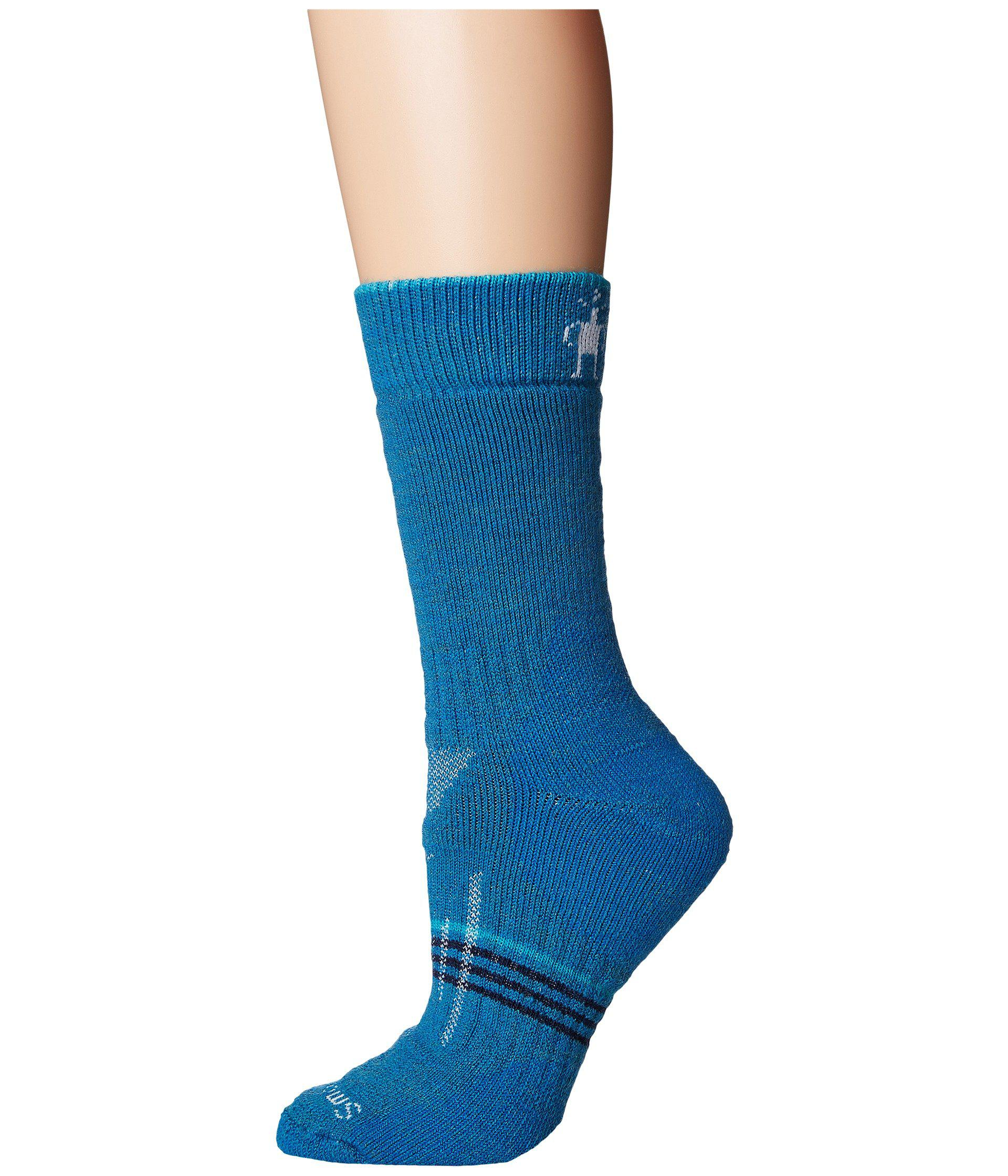 c2202a887 Smartwool. Blue Phd Outdoor Heavy Crew (charcoal) Women s Crew Cut Socks  Shoes