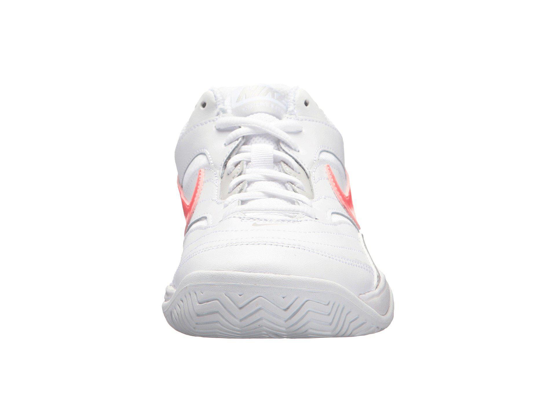 2da4db3da51 Lyst - Nike Court Lite (vast Grey volt Glow white gunsmoke) Women s ...