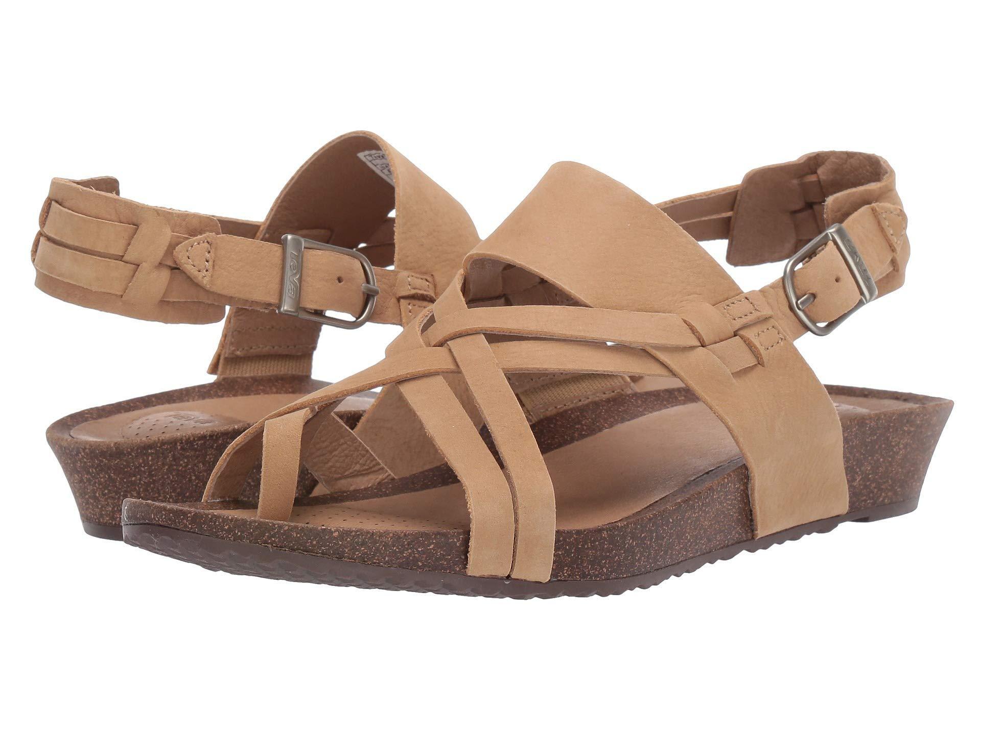 4eee3f077 Lyst - Teva Ysidro Extension (black) Women s Shoes