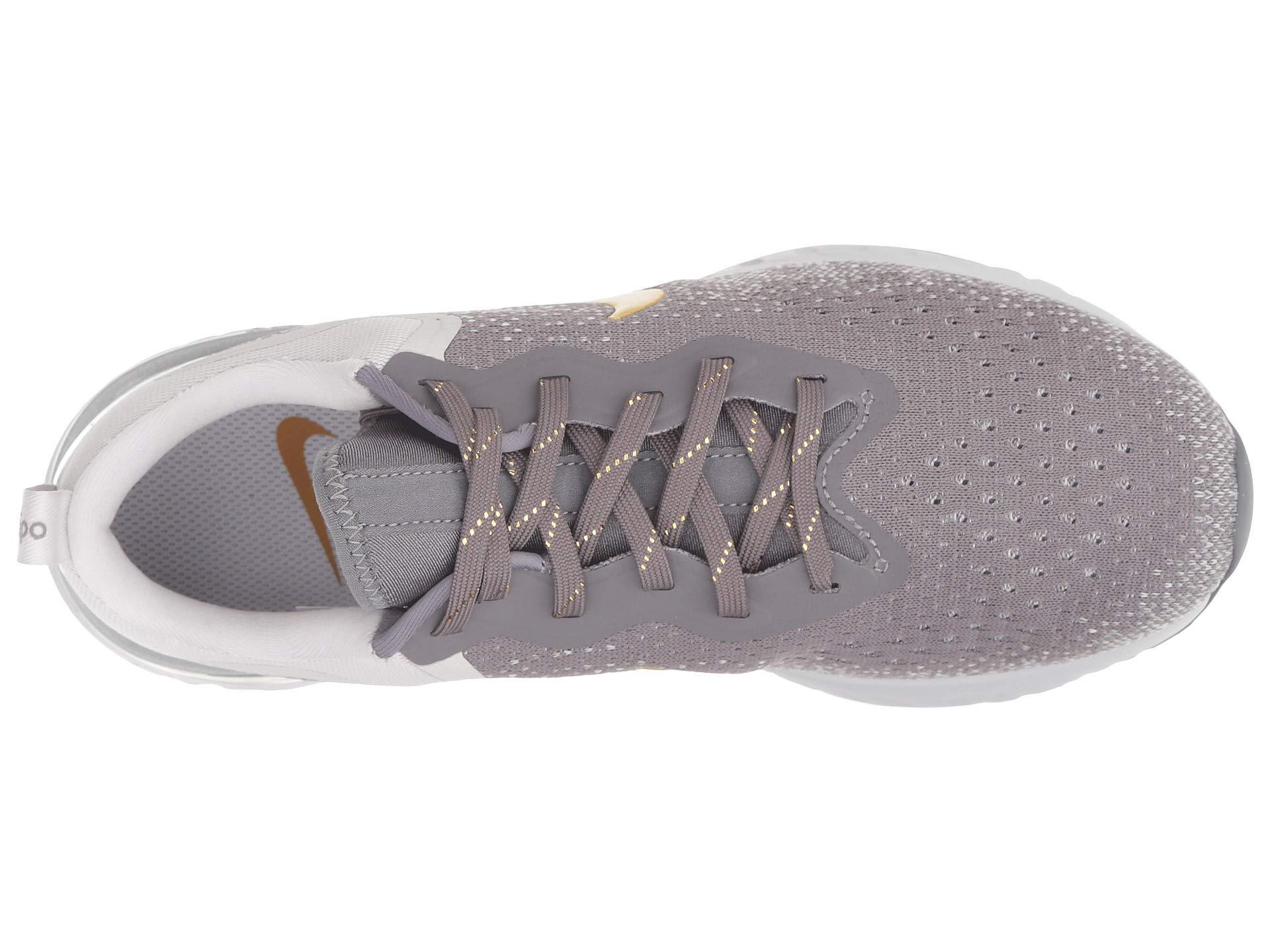 ef11dab049ff1 Lyst - Nike Odyssey React Premium (gunsmoke metallic Gold vast Grey ...