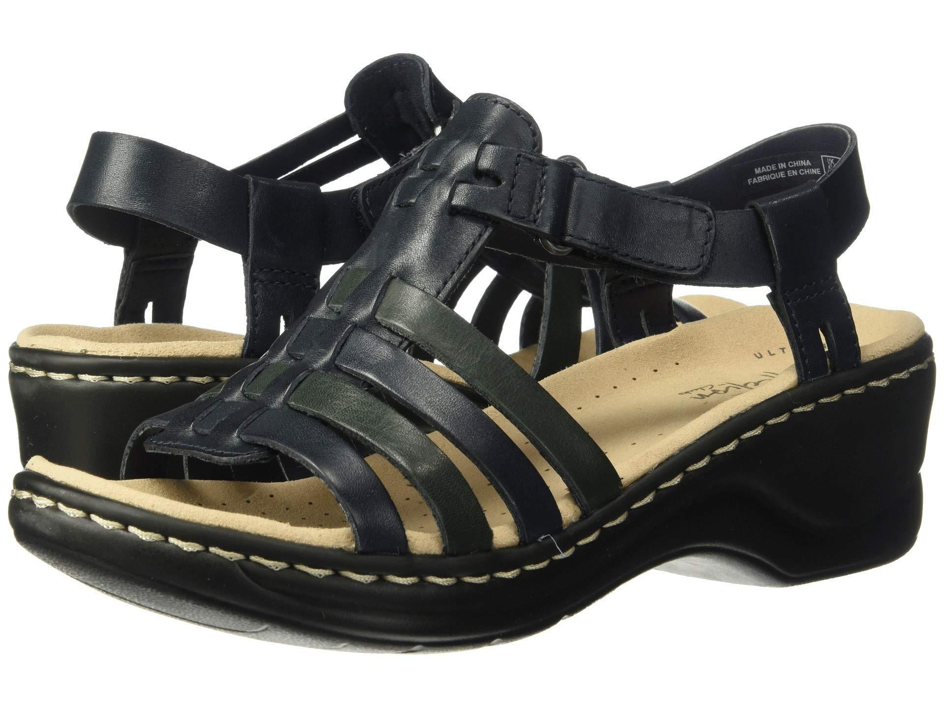 399ab3550de Lyst - Clarks Lexi Bridge (white Leather) Women s Dress Sandals