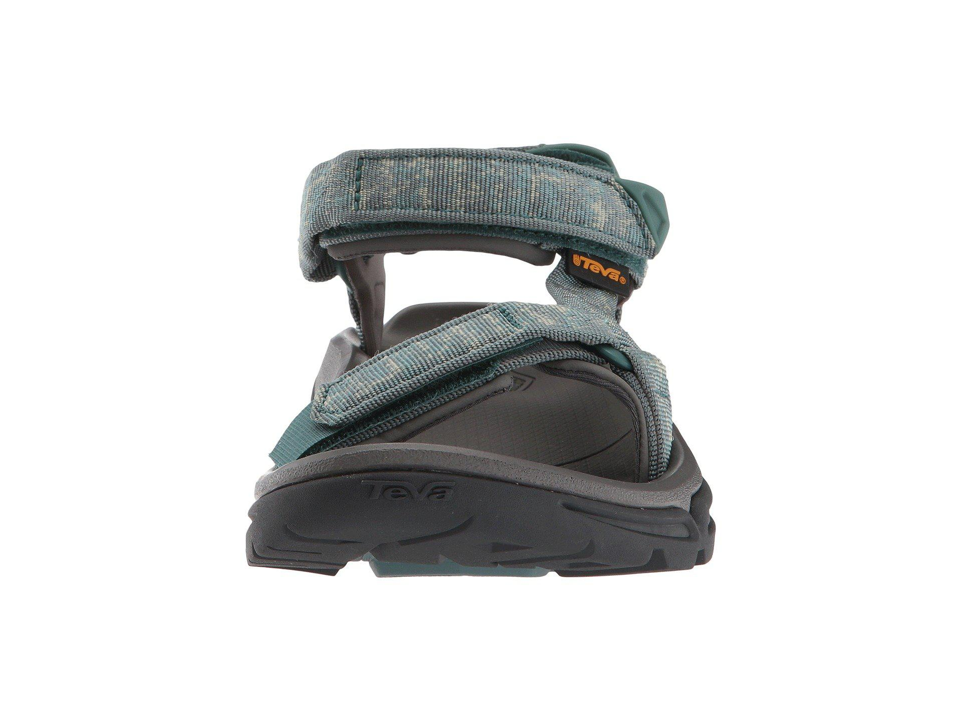 d0623b42d Teva - Gray Terra Fi 4 (rocio North Atlantic) Women s Shoes - Lyst. View  fullscreen