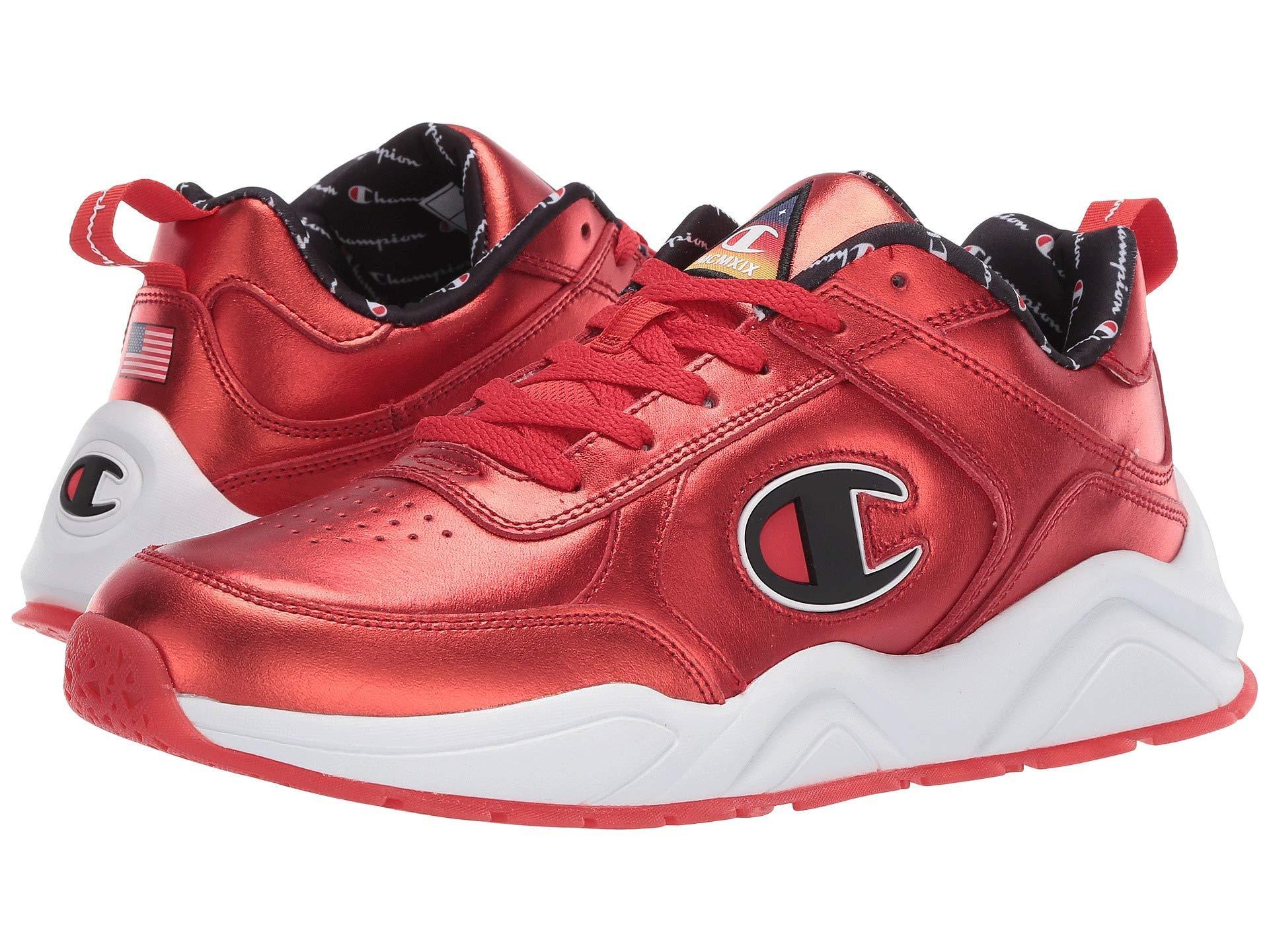 87da380f8 Lyst - Champion 93 Eighteen (maroon) Men s Shoes in Red for Men
