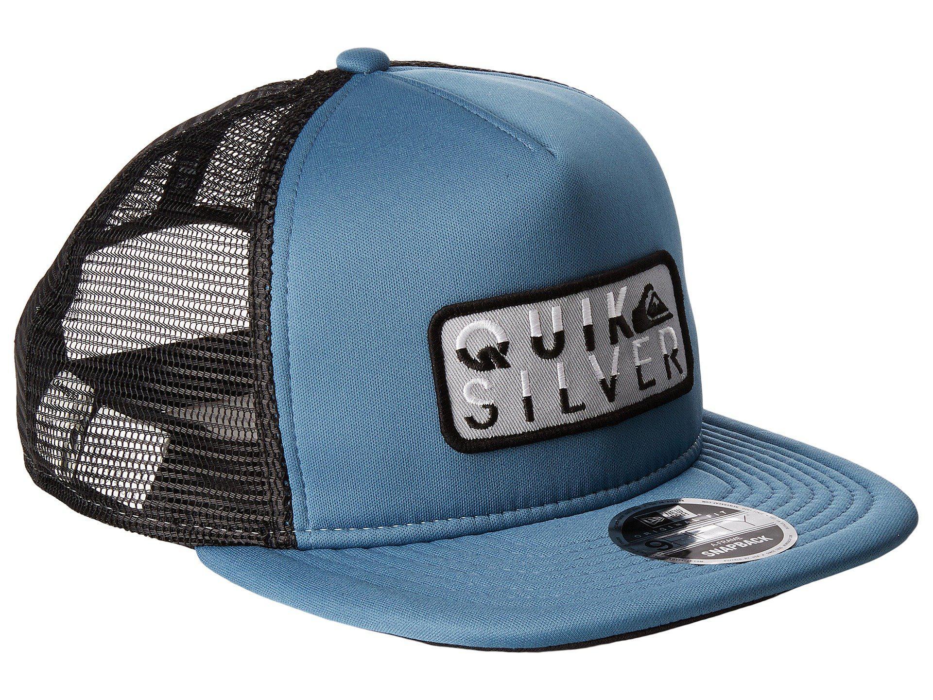 a090e5b40fa4b Lyst - Quiksilver Slide Rider Hat for Men